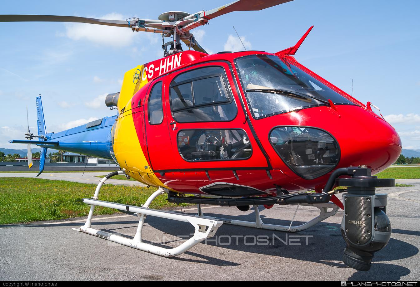 Eurocopter AS350 B3 Ecureuil - CS-HHN operated by HTA Helicópteros #eurocopter #htahelicopteros
