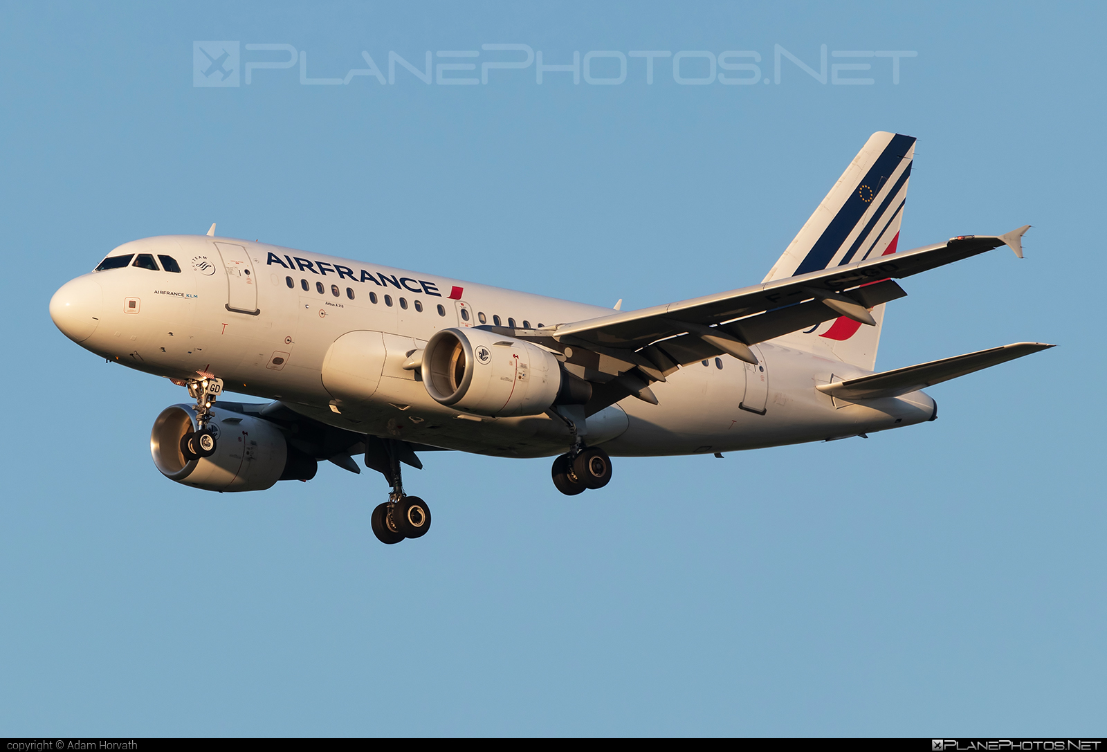 Airbus A318-111 - F-GUGD operated by Air France #a318 #a320family #airbus #airbus318 #airfrance