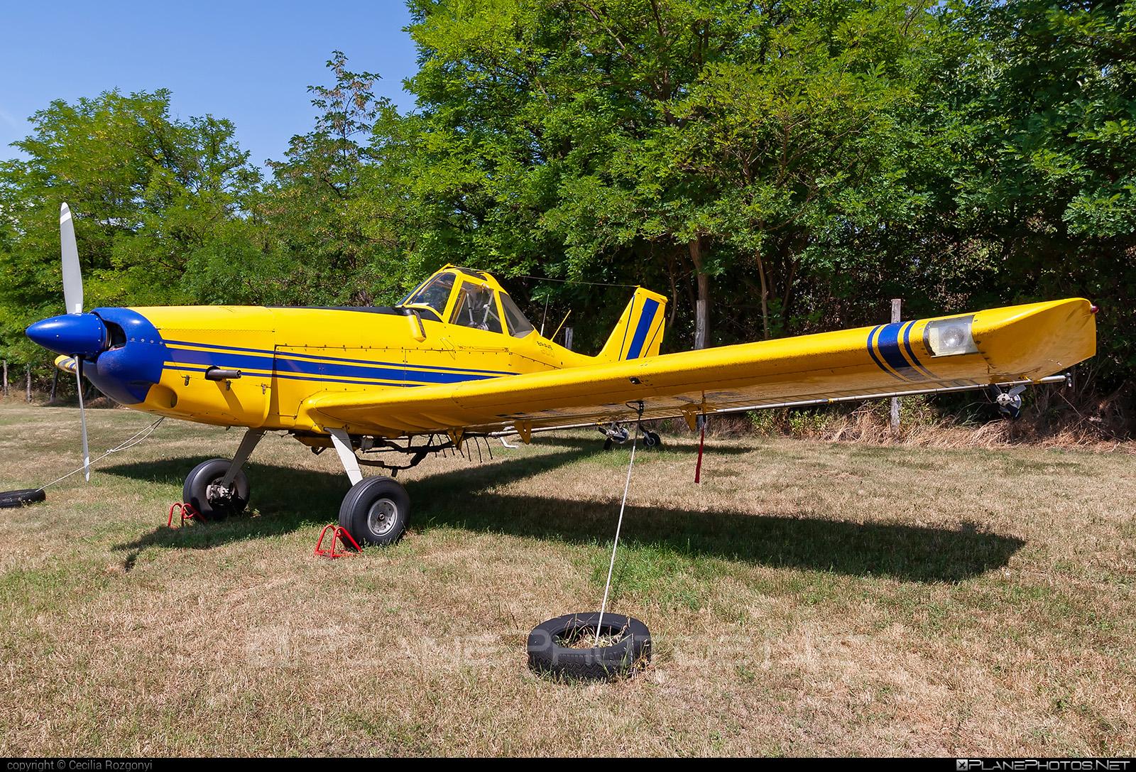 Piper PA-36-300 Pawnee Brave 300 - HA-MJG operated by Aero Média Kft. #aeromediakft #pa36300pawneebrave #pa36pawneebrave #pawneebrave #pawneebrave300 #piper #piperpa36