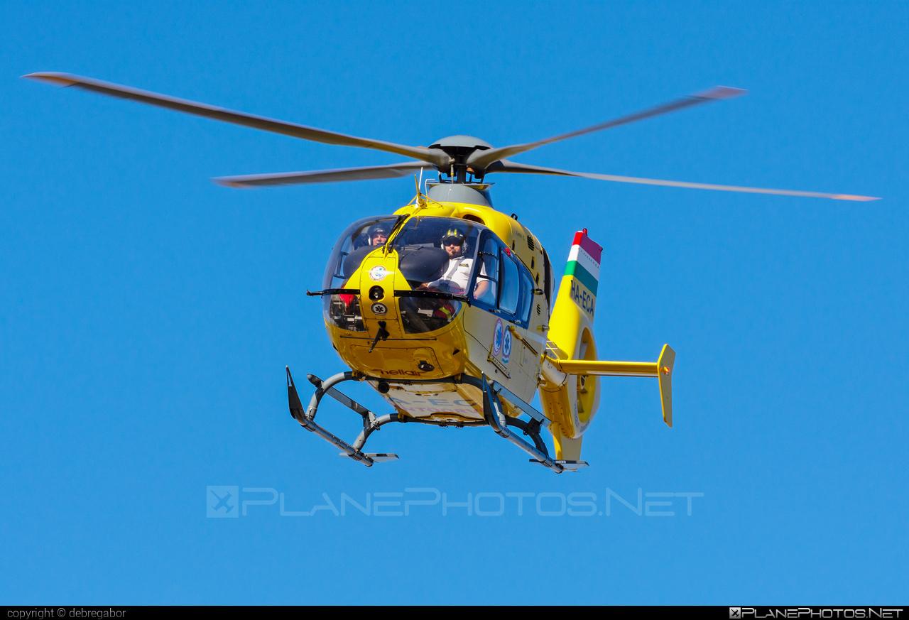 Eurocopter EC135 T2 - HA-ECA operated by Magyar Légimentő Nonprofit (Hungarian Air Ambulance) #ec135 #ec135t2 #eurocopter #hungarianairambulance #magyarlegimentononprofit