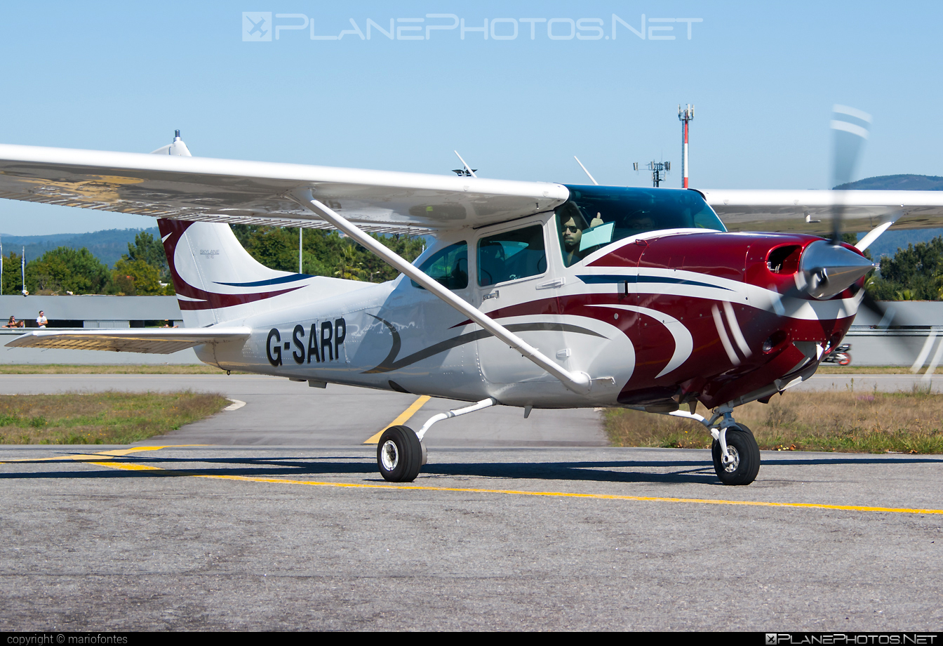 Cessna R182 Skylane RG - G-SARP operated by Private operator #cessna #cessna182 #cessna182rg #cessnar182skylane #cessnar182skylanerg #cessnaskylane