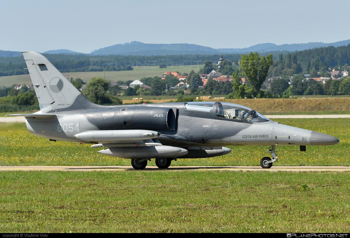 Aero L-159A Alca - 6054 operated by Vzdušné síly AČR (Czech Air Force) #aero #aerol159 #aerol159aalca #aerol159alca #czechairforce #l159 #l159a #l159aalca #l159alca #siaf2019 #vzdusnesilyacr
