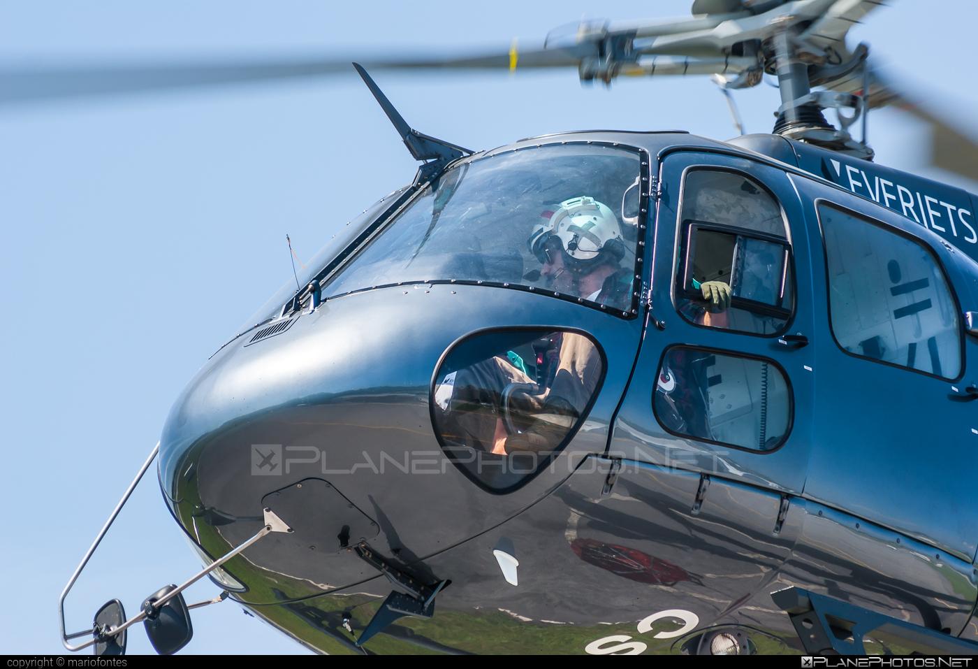 Eurocopter AS350 B3 Ecureuil - CS-HIB operated by Everjets - Aviação Executiva, S.A. #eurocopter #everjets