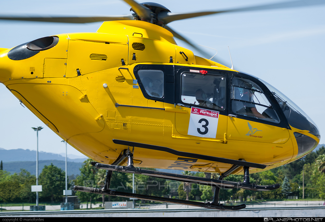 Airbus Helicopters H135 - F-HJAF operated by SAF Hélicoptères #airbushelicopters #safhelicopteres #secoursaerienfrancais
