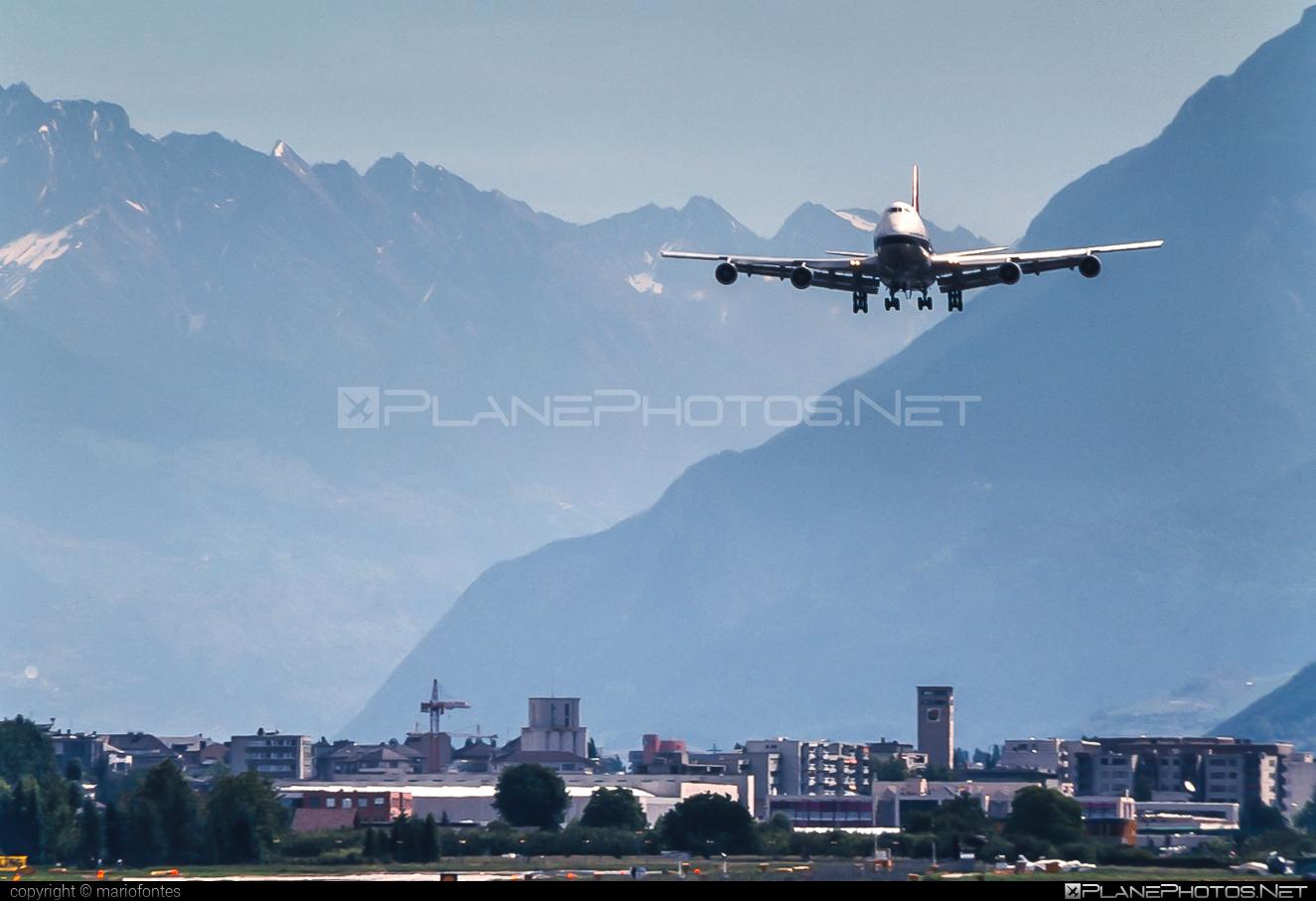 Boeing 747-300 - HB-IGC operated by Swissair #b747 #boeing #boeing747 #jumbo #swissair