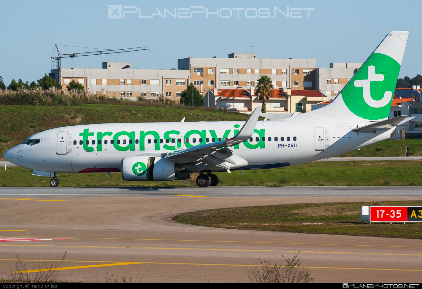 Boeing 737-700 - PH-XRD operated by Transavia Airlines #b737 #b737nextgen #b737ng #boeing #boeing737 #transavia #transaviaairlines
