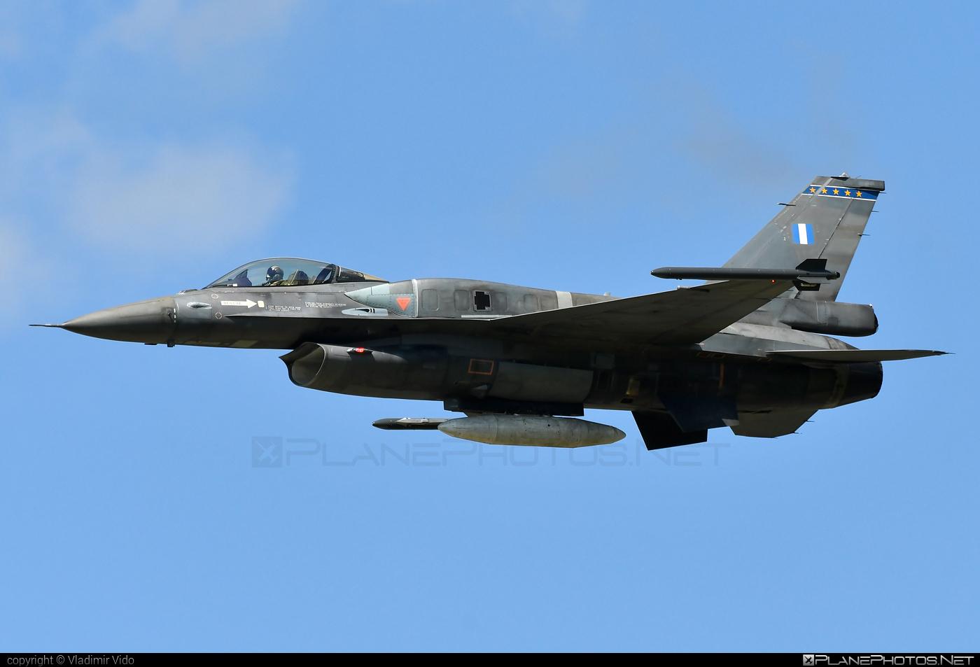 Lockheed Martin F-16CJ Fighting Falcon - 506 operated by Polemikí Aeroporía (Hellenic Air Force) #f16 #f16cj #fightingfalcon #hellenicairforce #lockheedmartin #polemikiaeroporia #siaf2019