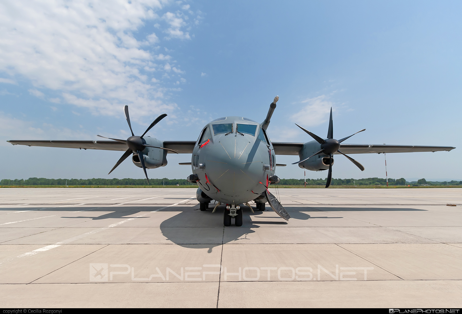 Alenia C-27J Spartan - 06 operated by Lietuvos karinės oro pajėgos (Lithuanian Air Force) #alenia #aleniac27j #aleniac27jspartan #aleniaspartan #c27j #c27jspartan #c27spartan