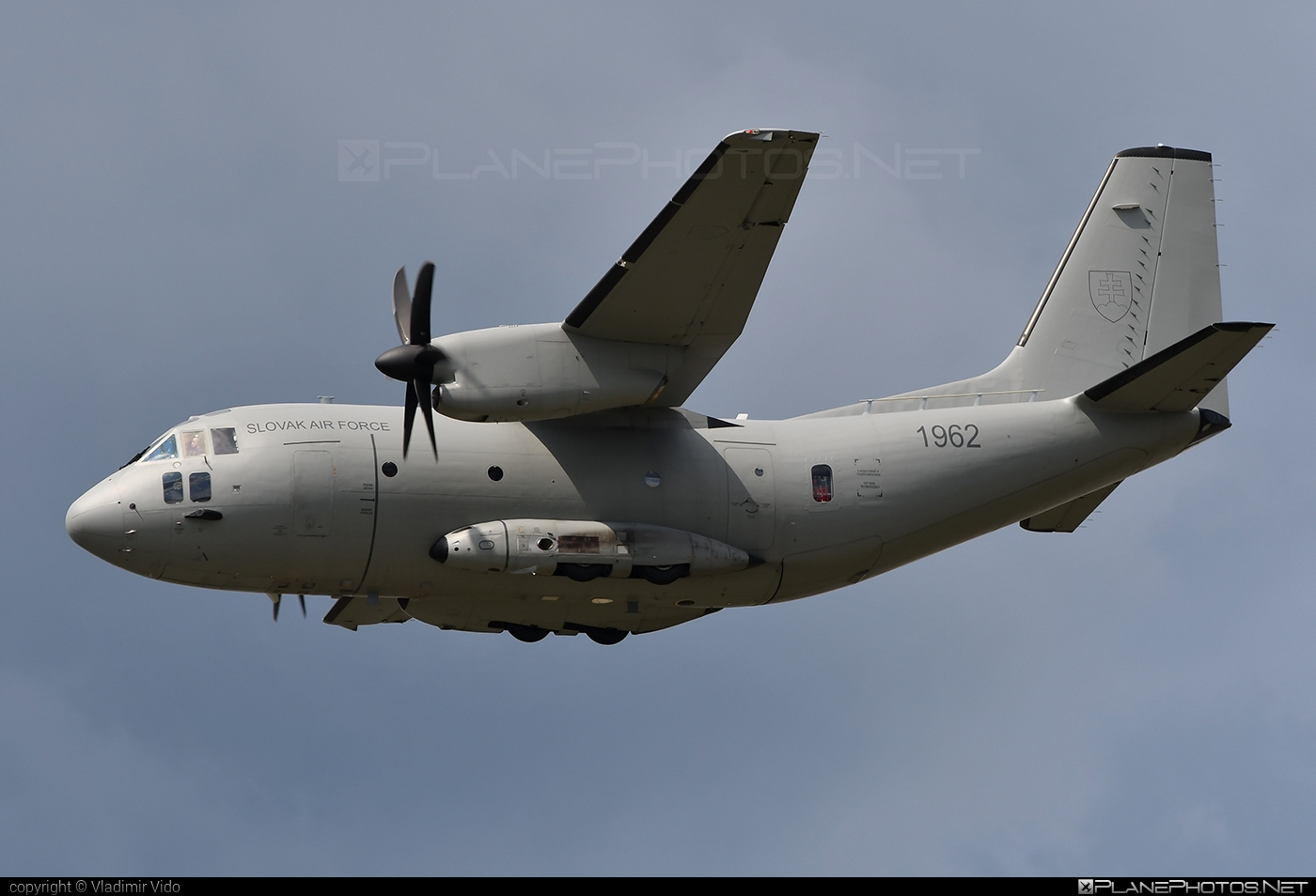 Leonardo C-27J Spartan - 1962 operated by Vzdušné sily OS SR (Slovak Air Force) #c27j #c27jspartan #c27spartan #leonardo #leonardo27j #leonardoc27jspartan #leonardospartan #siaf2019 #slovakairforce #vzdusnesilyossr