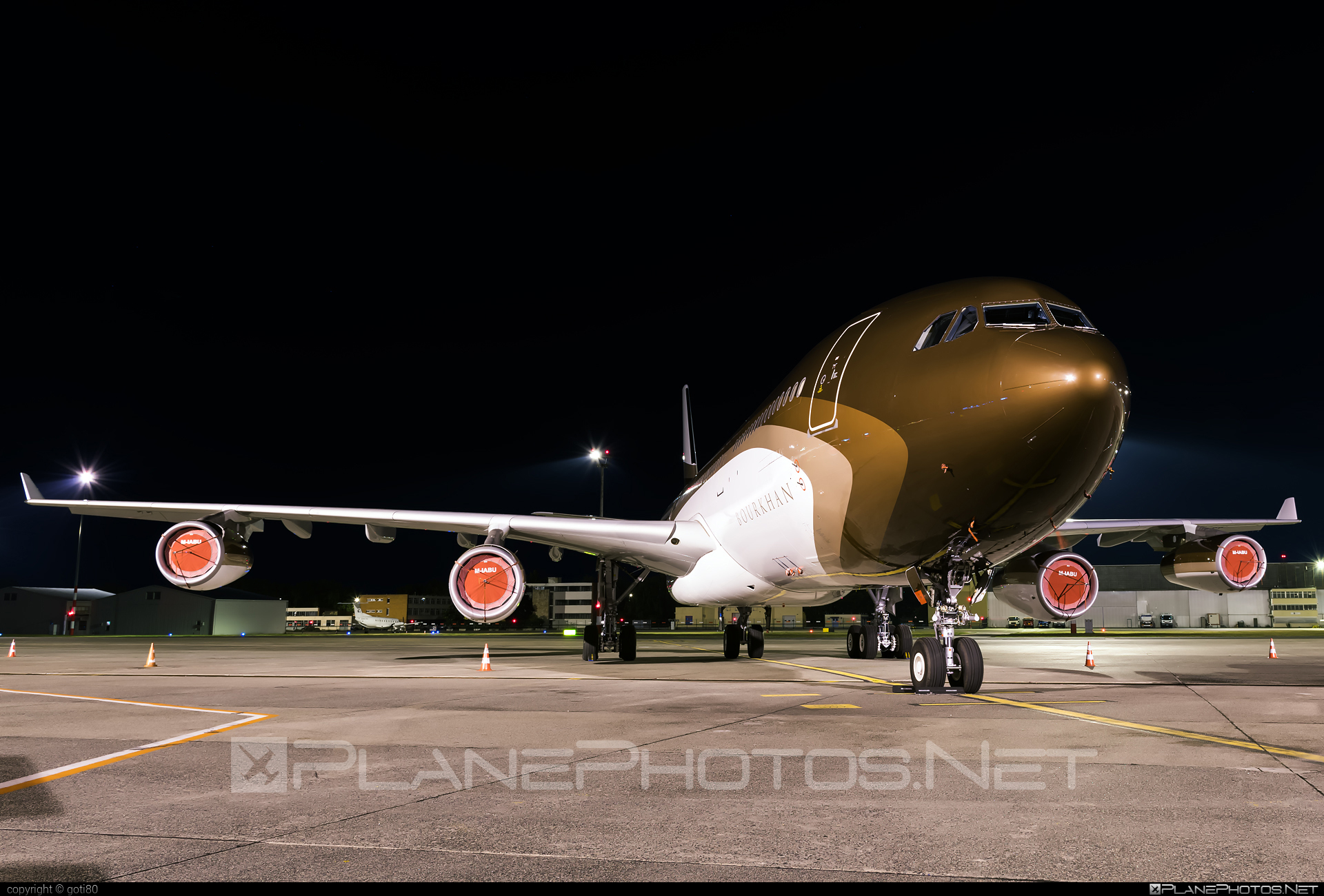 Airbus A340-313E - M-IABU operated by Klaret Aviation #a340 #a340family #airbus #airbus340 #klaretaviation