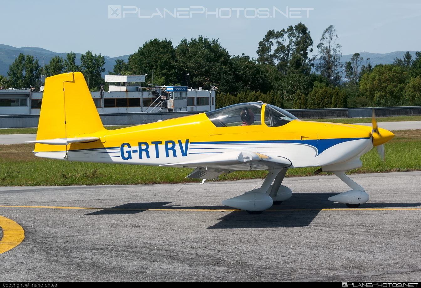 Van`s Aircraft RV-9A - G-RTRV operated by Private operator #vansaircraft