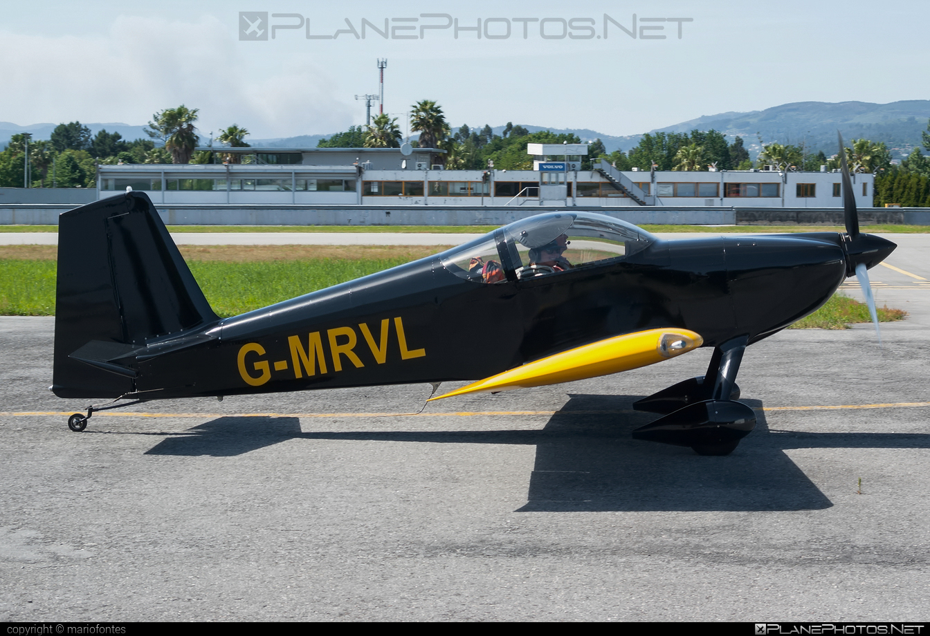 Van`s Aircraft RV-7 - G-MRVL operated by Private operator #vansaircraft