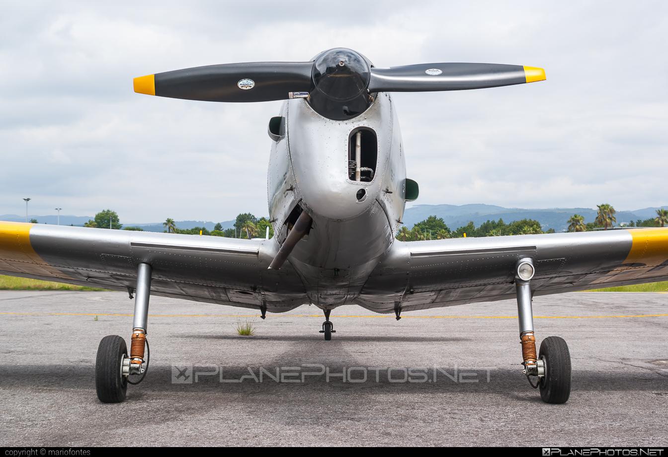 OGMA DHC-1 Chipmunk Mk.20 - G-CHPI operated by Private operator #chipmunkmk20 #dhc1 #dhc1chipmunk #dhc1chipmunkmk20 #oficinasgeraisdematerialaeronautico #ogma #ogmachipmunk