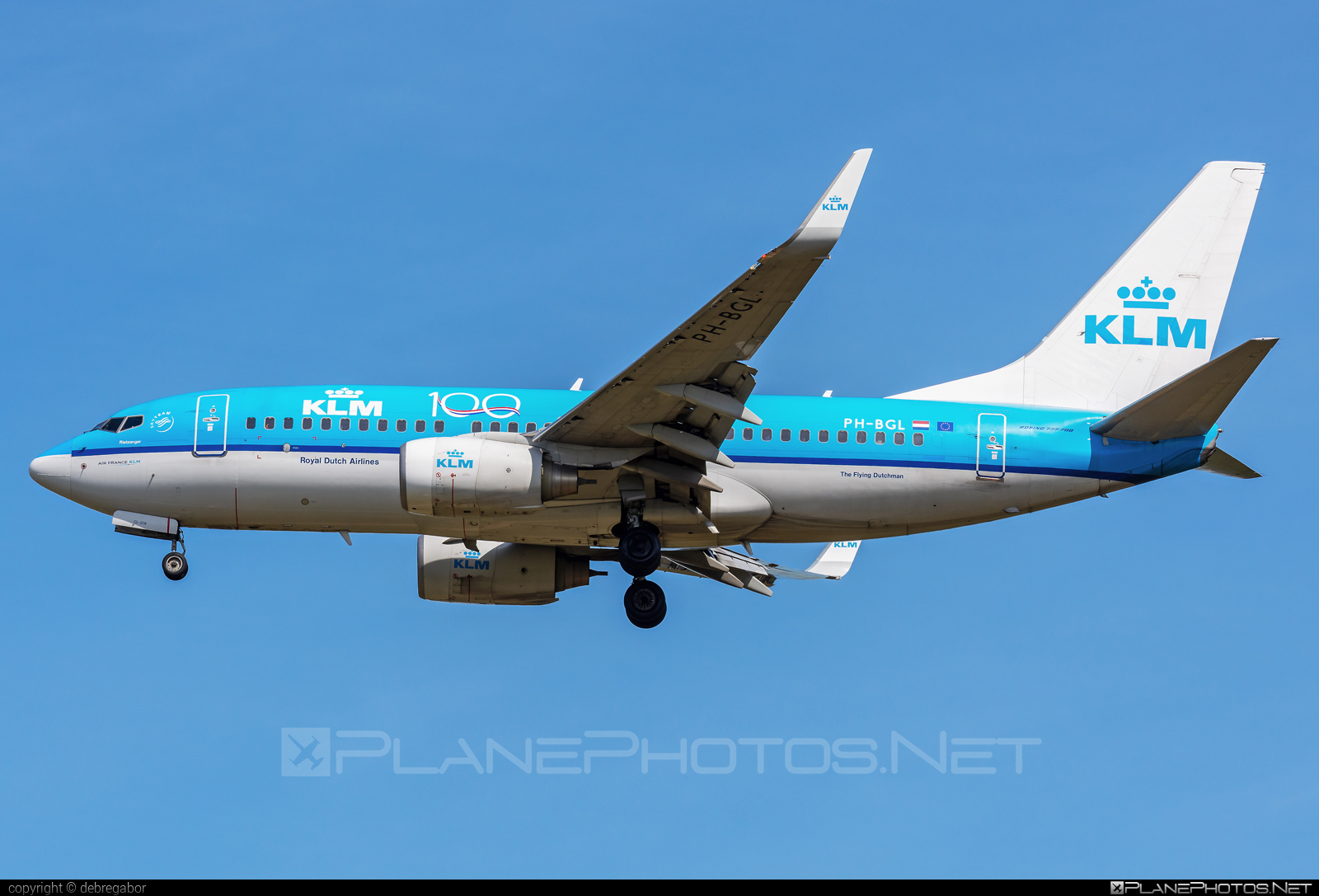Boeing 737-700 - PH-BGL operated by KLM Royal Dutch Airlines #b737 #b737nextgen #b737ng #boeing #boeing737 #klm #klmroyaldutchairlines #royaldutchairlines