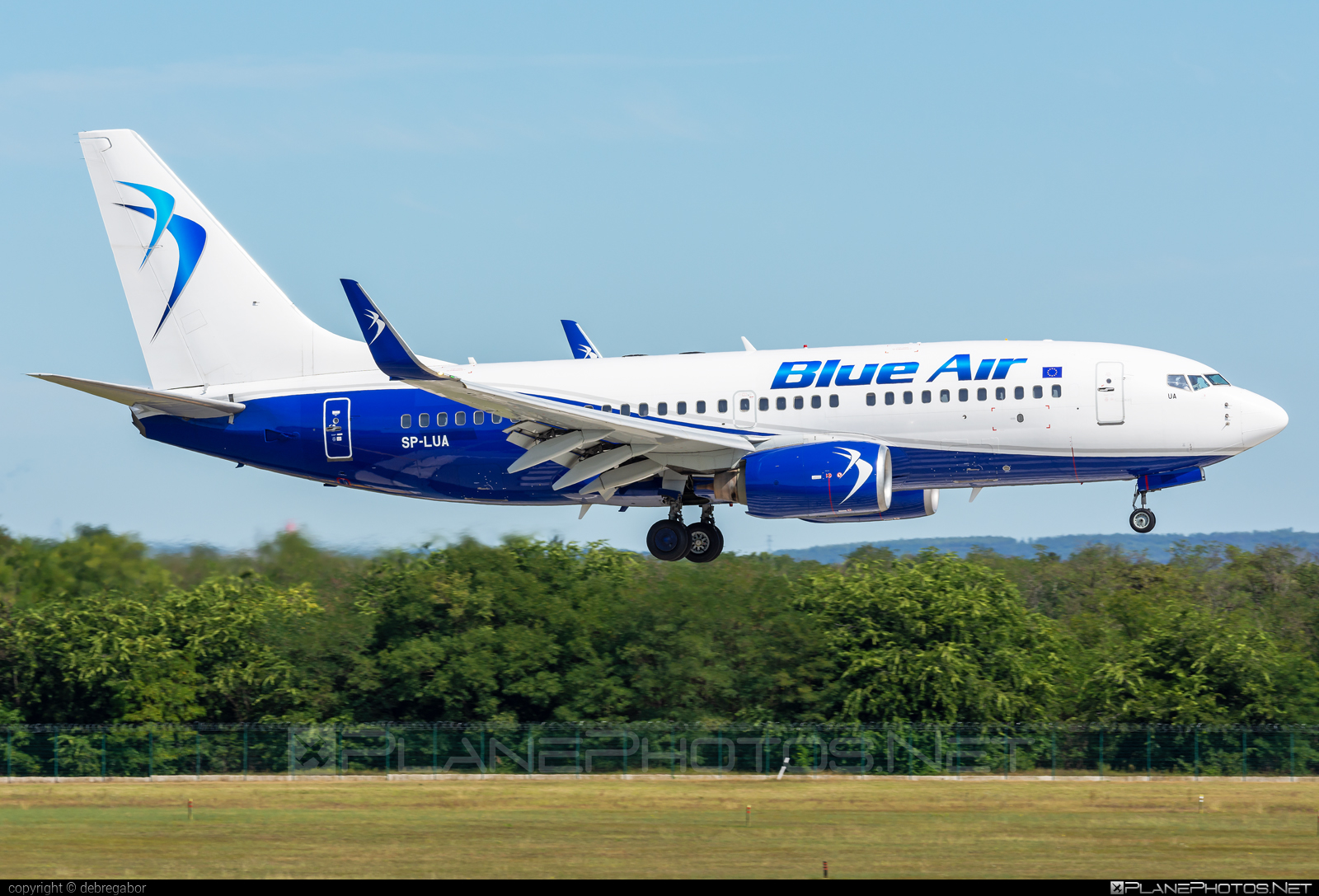 Boeing 737-700 - SP-LUA operated by LOT Polish Airlines #b737 #b737nextgen #b737ng #boeing #boeing737 #lot #lotpolishairlines