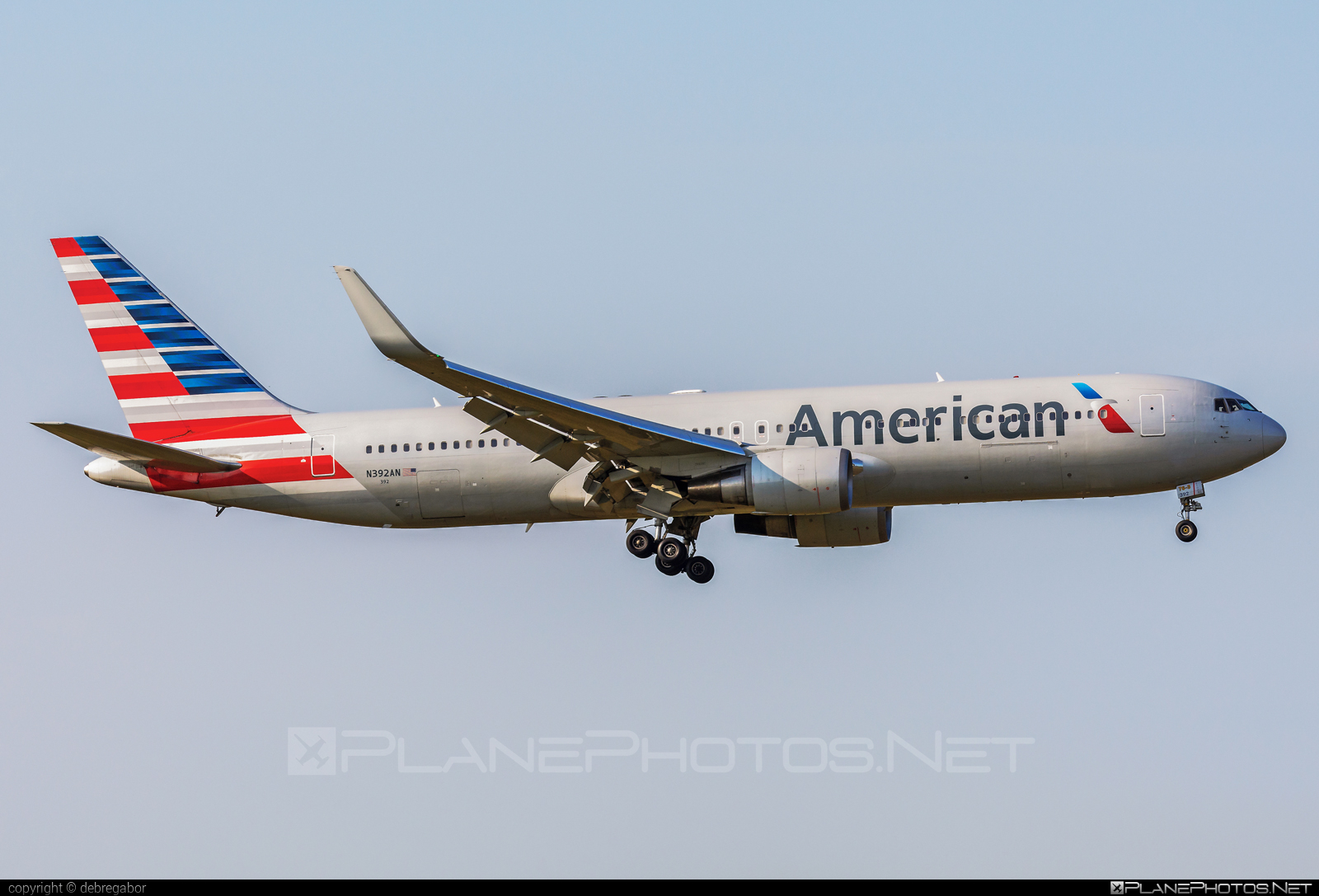 Boeing 767-300ER - N392AN operated by American Airlines #americanairlines #b767 #b767er #boeing #boeing767