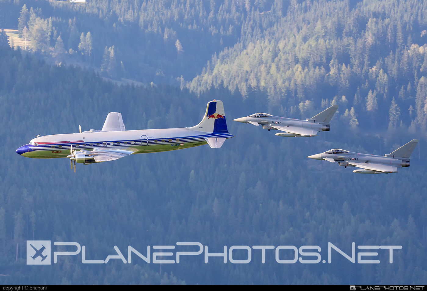 Douglas DC-6B - OE-LDM operated by The Flying Bulls #airpower2019 #douglas #theflyingbulls