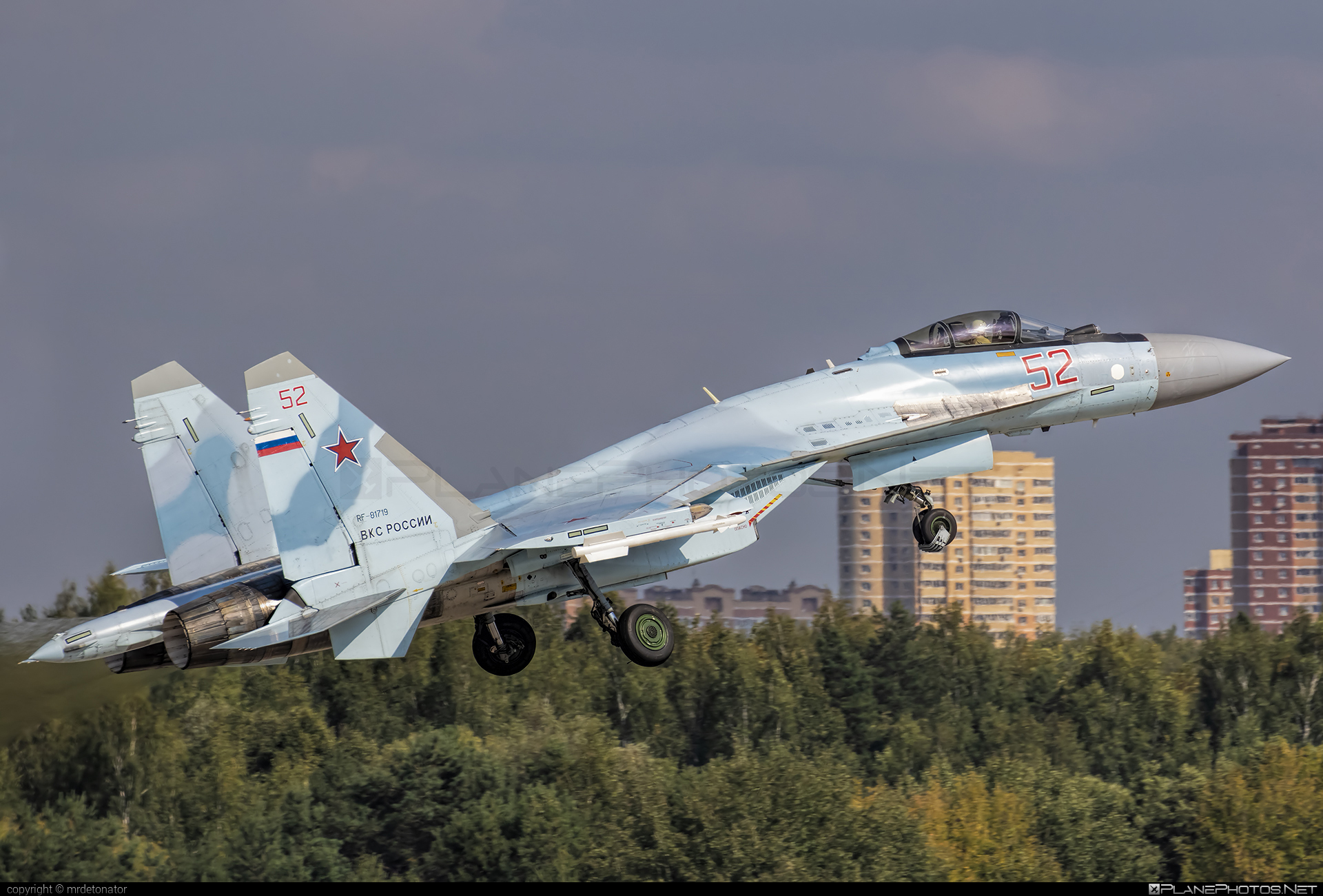 Sukhoi Su-35S - RF-81719 operated by Vozdushno-kosmicheskiye sily Rossii (Russian Aerospace Forces) #maks2019 #russianaerospaceforces #su35 #su35s #sukhoi #sukhoi35 #sukhoisu35s #vozdushnokosmicheskiyesilyrossii