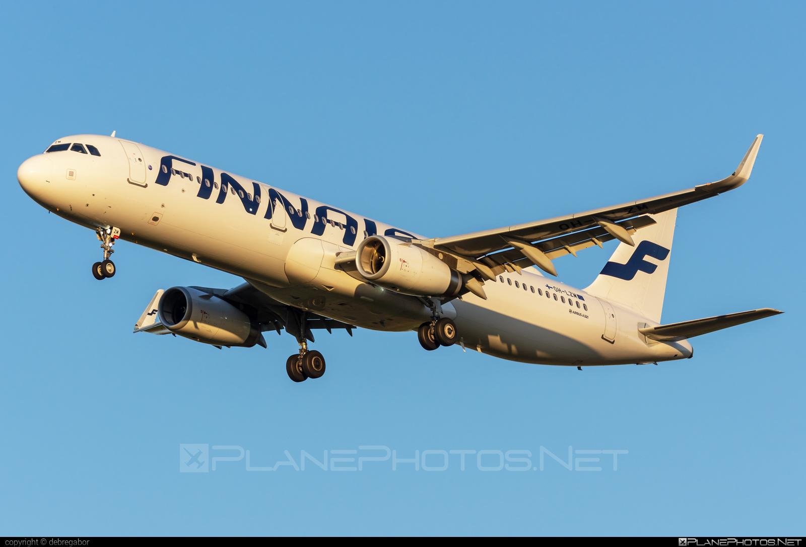 Airbus A321-231 - OH-LZM operated by Finnair #a320family #a321 #airbus #airbus321 #finnair