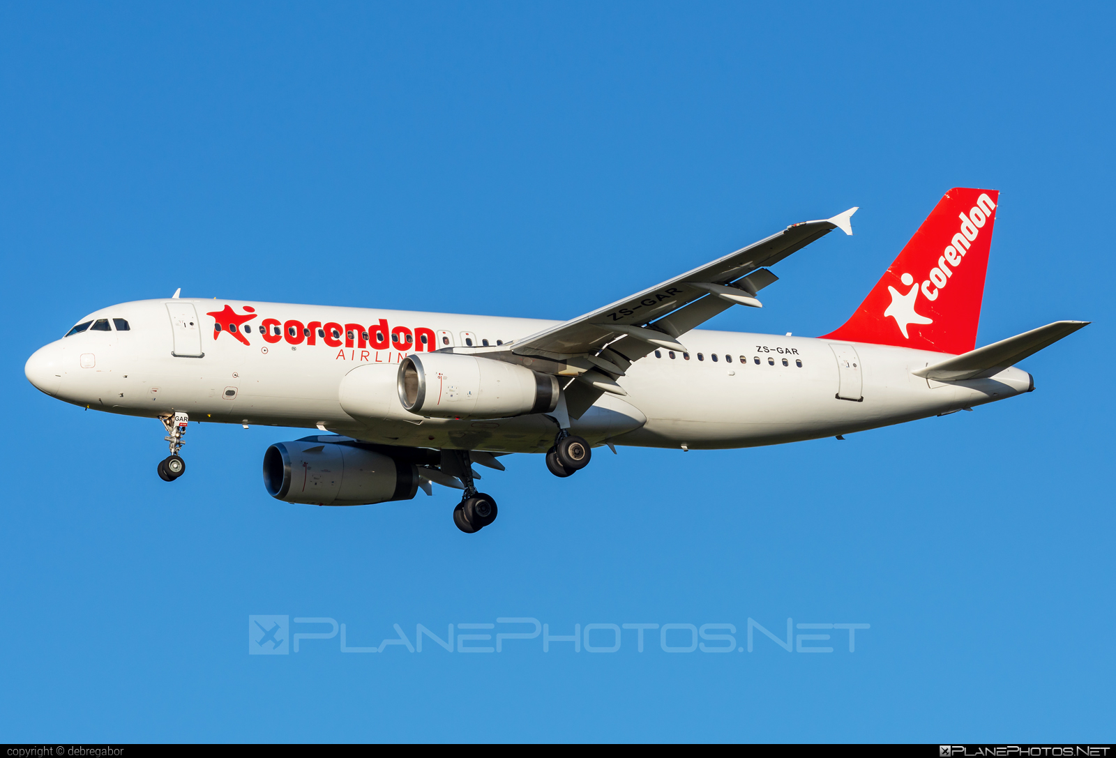 Airbus A320-231 - ZS-GAR operated by Corendon Airlines #a320 #a320family #airbus #airbus320