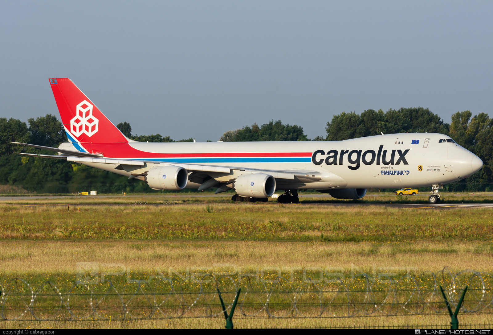 Boeing 747-8F - LX-VCH operated by Cargolux Airlines International #b747 #b747f #b747freighter #boeing #boeing747 #cargolux #jumbo
