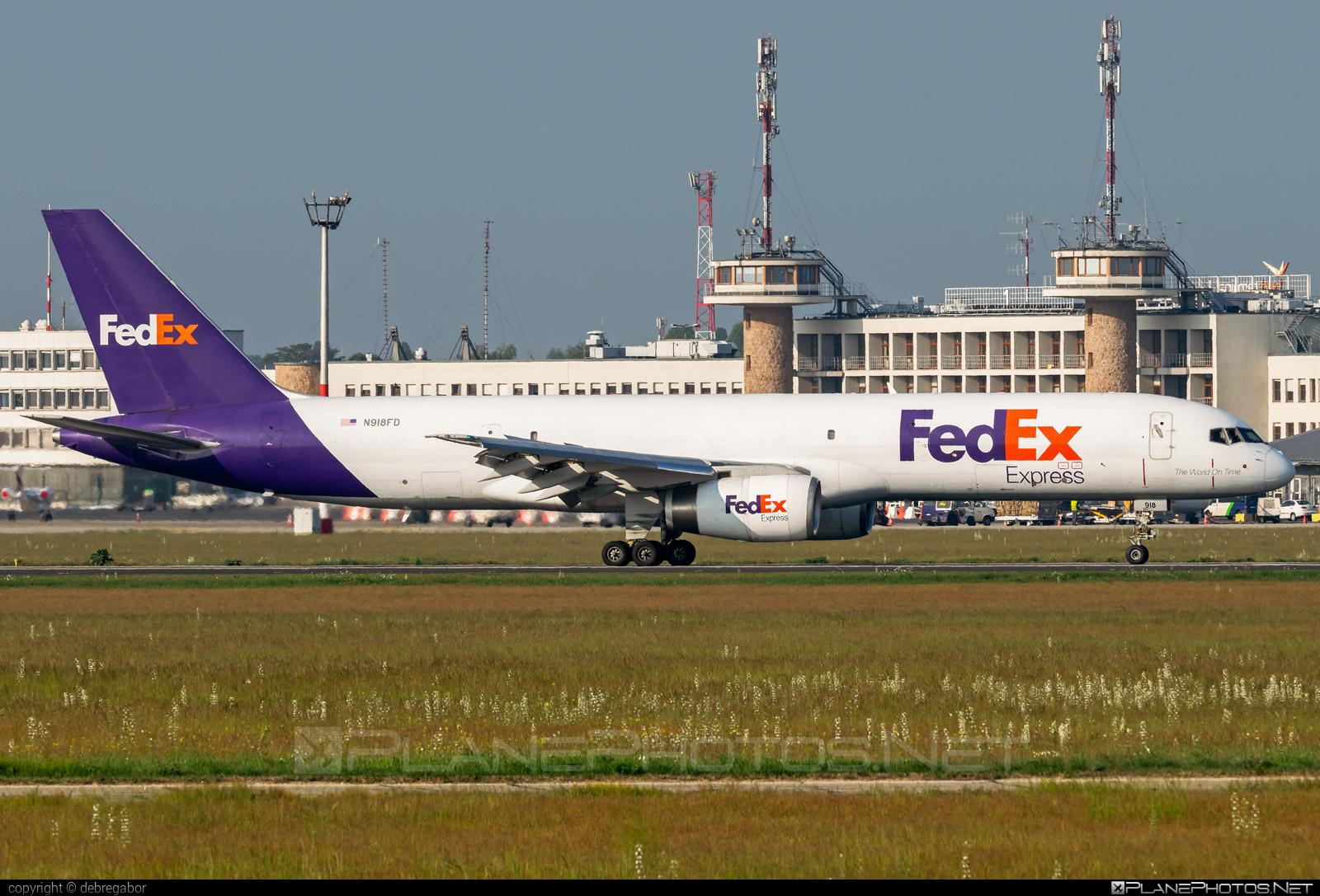 Boeing 757-200SF - N918FD operated by FedEx Express #b757 #boeing #boeing757 #fedex #fedexairlines #fedexexpress