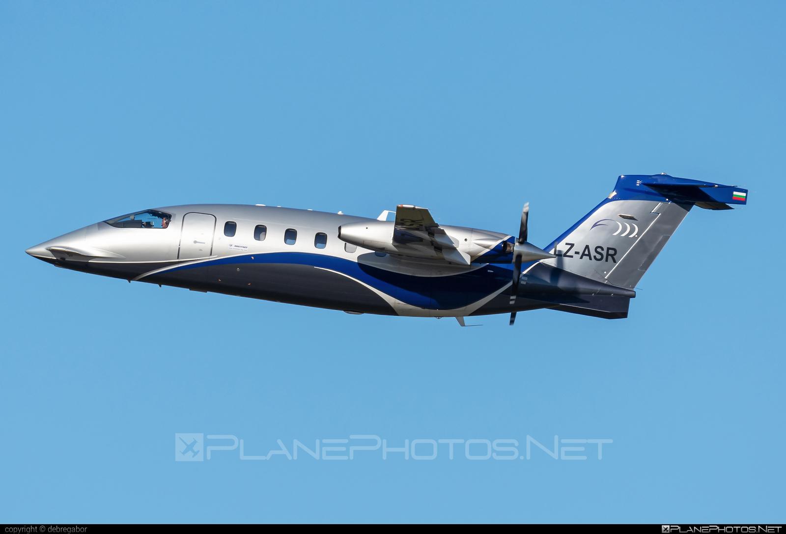 Piaggio P180 Avanti II - LZ-ASR operated by Private operator #p180 #p180avanti #p180avantiii #piaggio