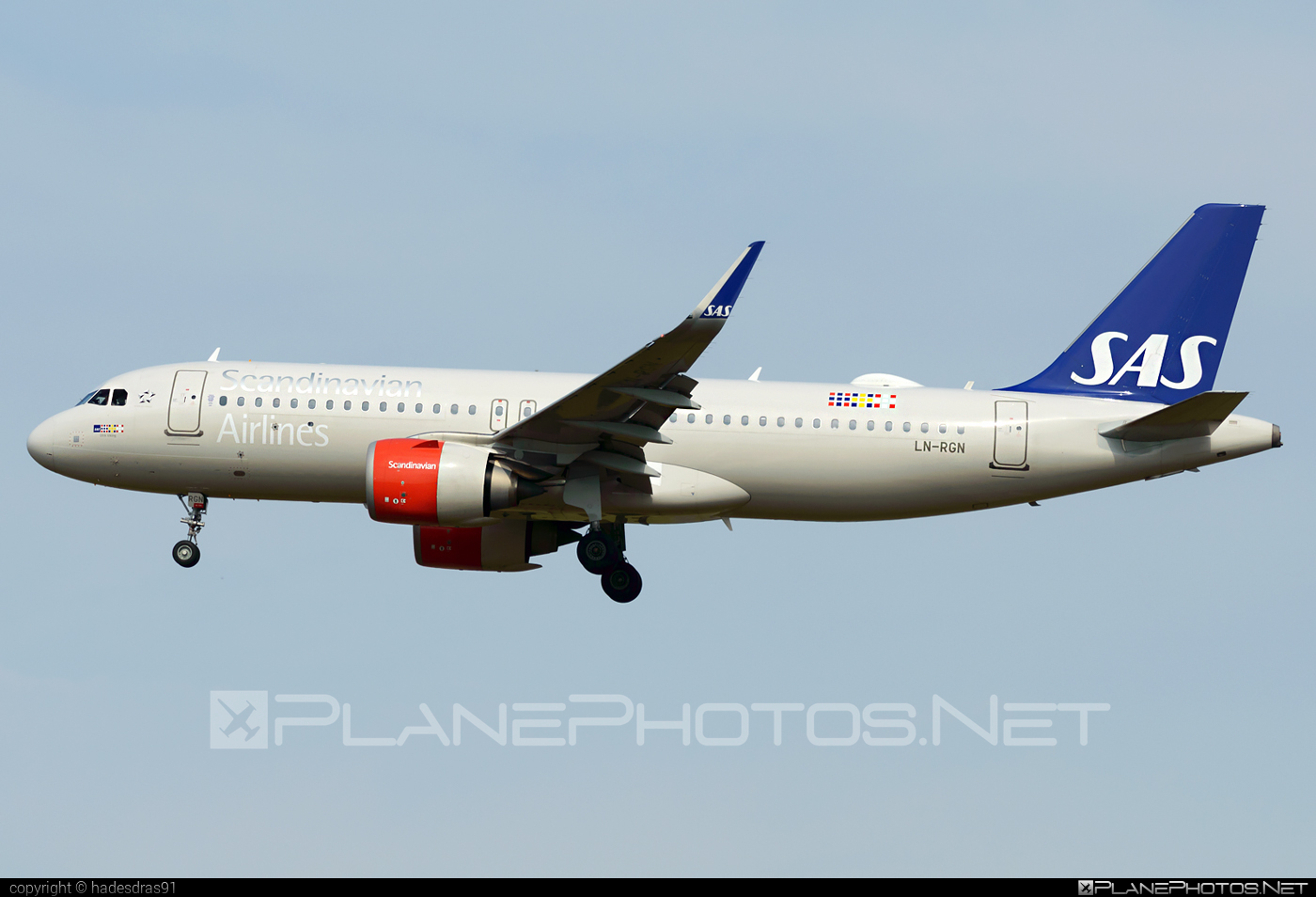 Airbus A320-251N - LN-RGN operated by Scandinavian Airlines (SAS) #a320 #a320family #a320neo #airbus #airbus320 #sas #sasairlines #scandinavianairlines