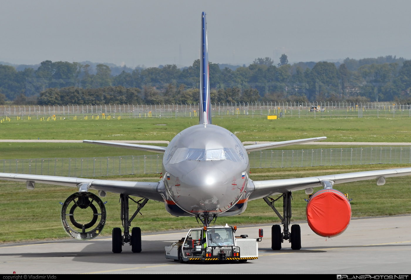 Airbus A321-211 - VQ-BOI operated by Aeroflot #a320family #a321 #aeroflot #airbus #airbus321