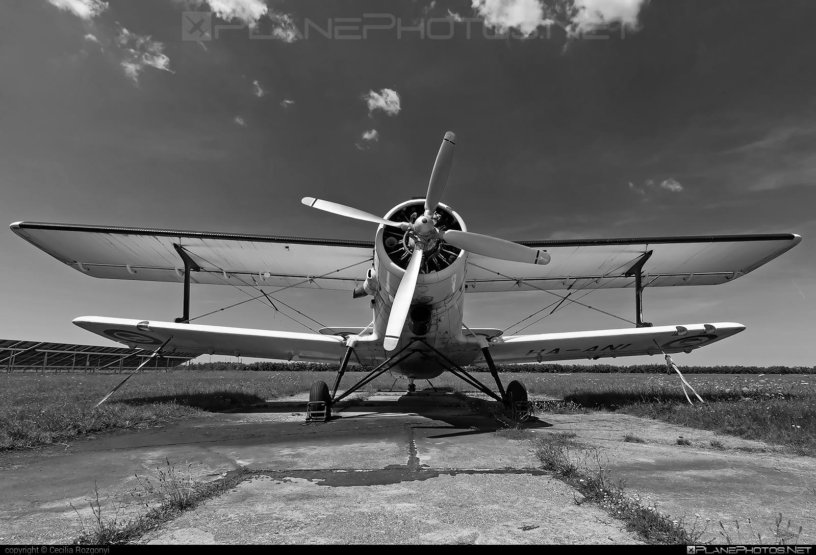 PZL-Mielec An-2P - HA-ANI operated by Private operator #an2 #an2p #antonov2 #pzl #pzlmielec