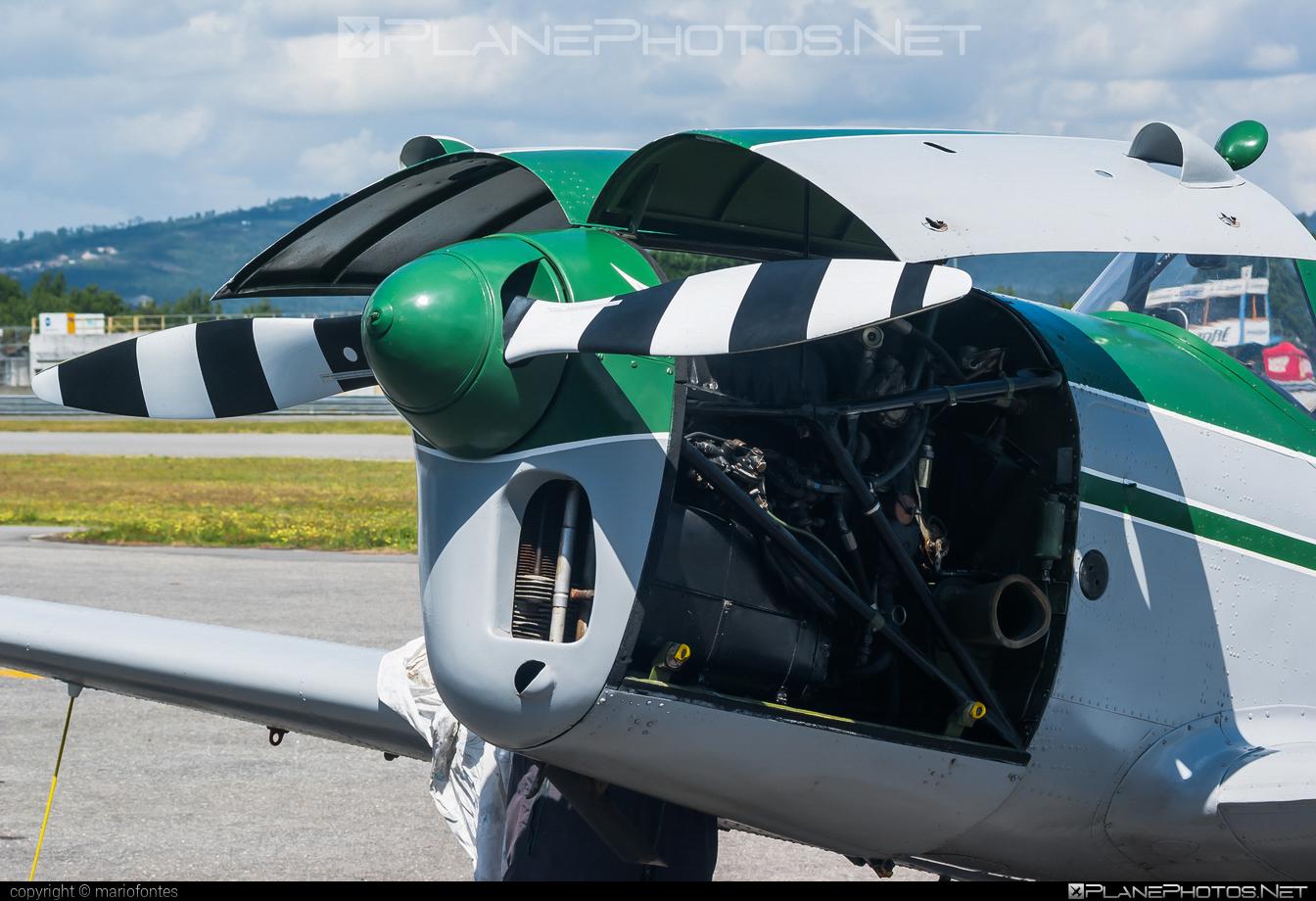 OGMA DHC-1 Chipmunk Mk.20 - CS-AZX operated by Private operator #chipmunkmk20 #dhc1 #dhc1chipmunk #dhc1chipmunkmk20 #oficinasgeraisdematerialaeronautico #ogma #ogmachipmunk