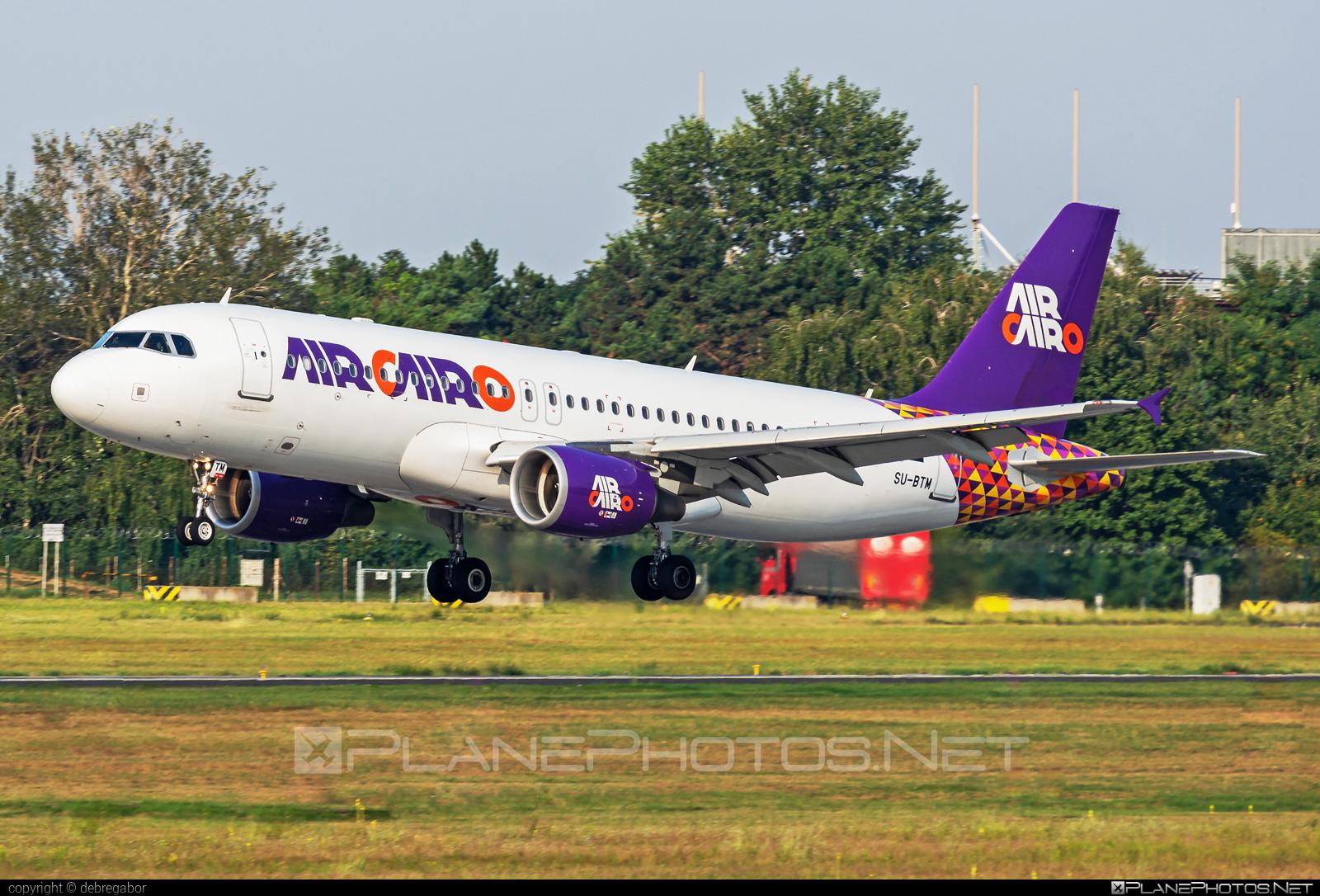 Airbus A320-214 - SU-BTM operated by Air Cairo #a320 #a320family #airbus #airbus320 #aircairo