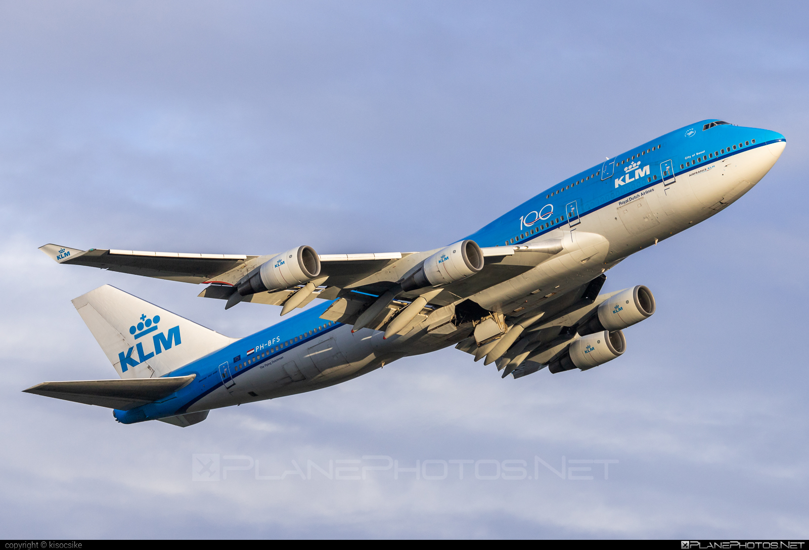 Boeing 747-400M - PH-BFS operated by KLM Royal Dutch Airlines #b747 #b747m #boeing #boeing747 #jumbo #klm #klmroyaldutchairlines #royaldutchairlines