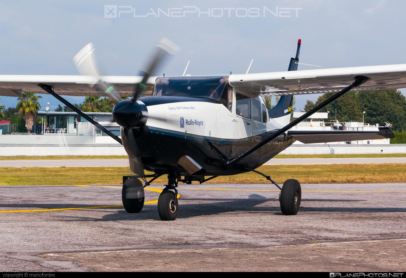 Cessna T206H Soloy Mk.II Turbine 206 - D-EGOP operated by SkyFunCenter #cessna #cessna206 #skyfuncenter #soloy #soloyturbine206 #turbine206 #turbine206mkii