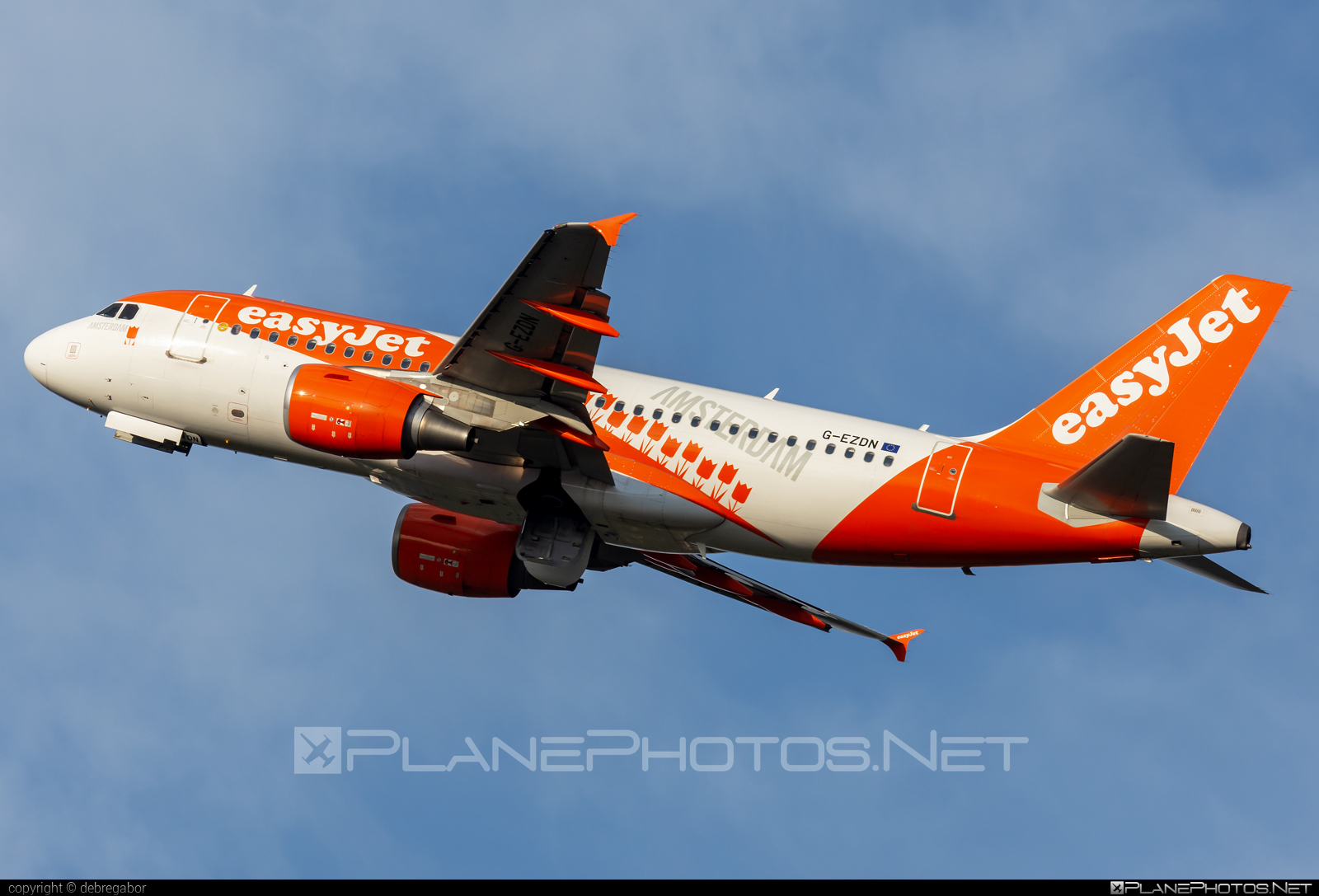 Airbus A319-111 - G-EZDN operated by easyJet #a319 #a320family #airbus #airbus319 #easyjet