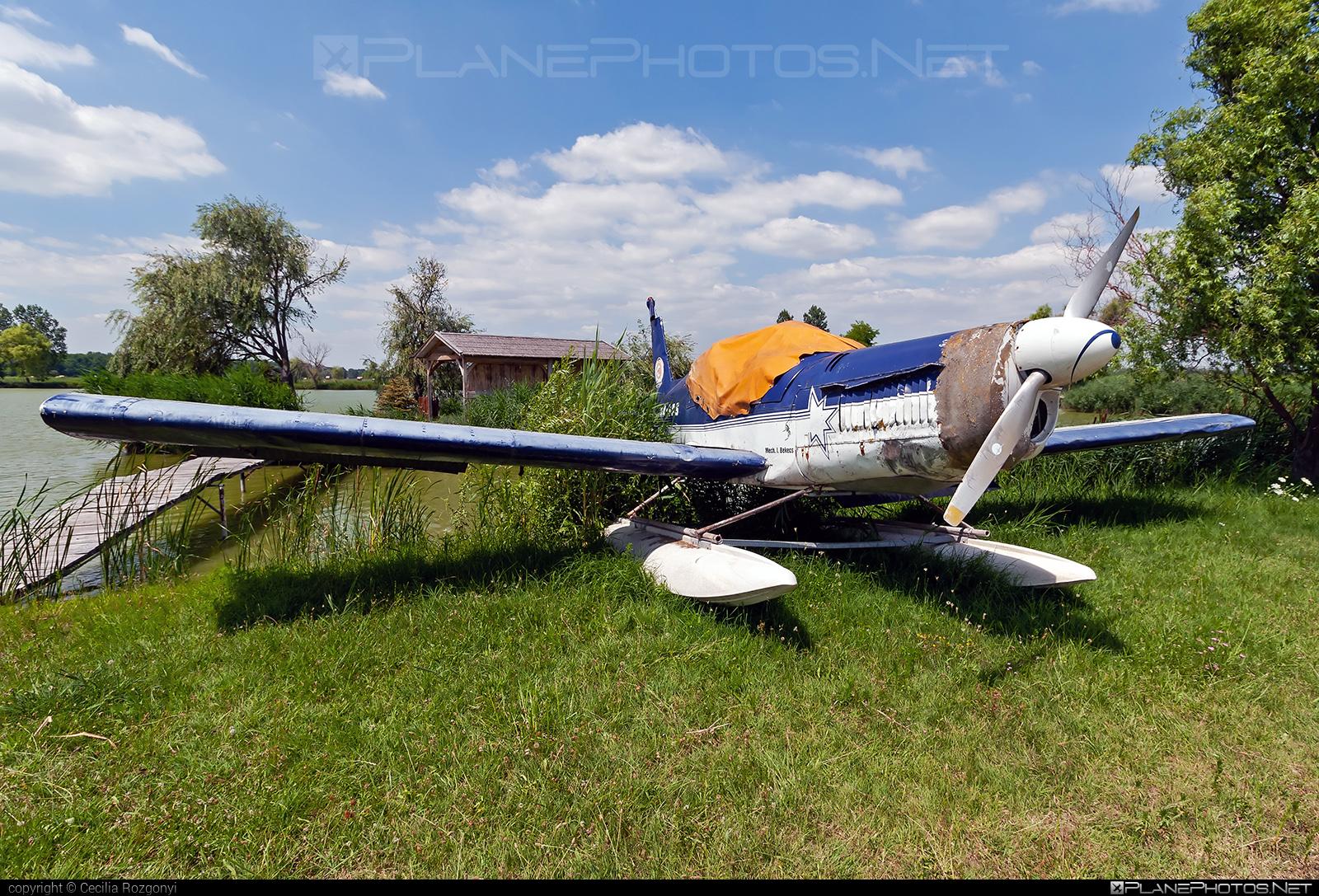 Zlin Z-142 - HA-SFS operated by Private operator #z142 #zlin #zlin142