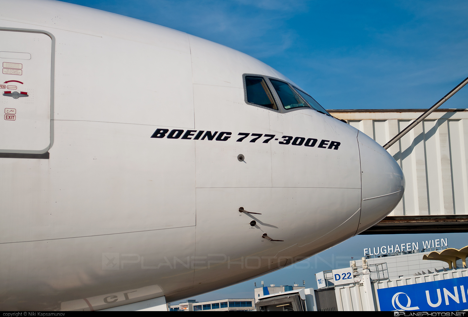 Boeing 777-300ER - A6-EGL operated by Emirates #b777 #b777er #boeing #boeing777 #emirates #tripleseven