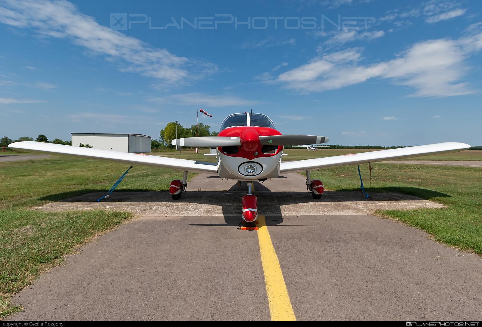 Piper PA-28-180 Cherokee - OE-DPB operated by Private operator #piper