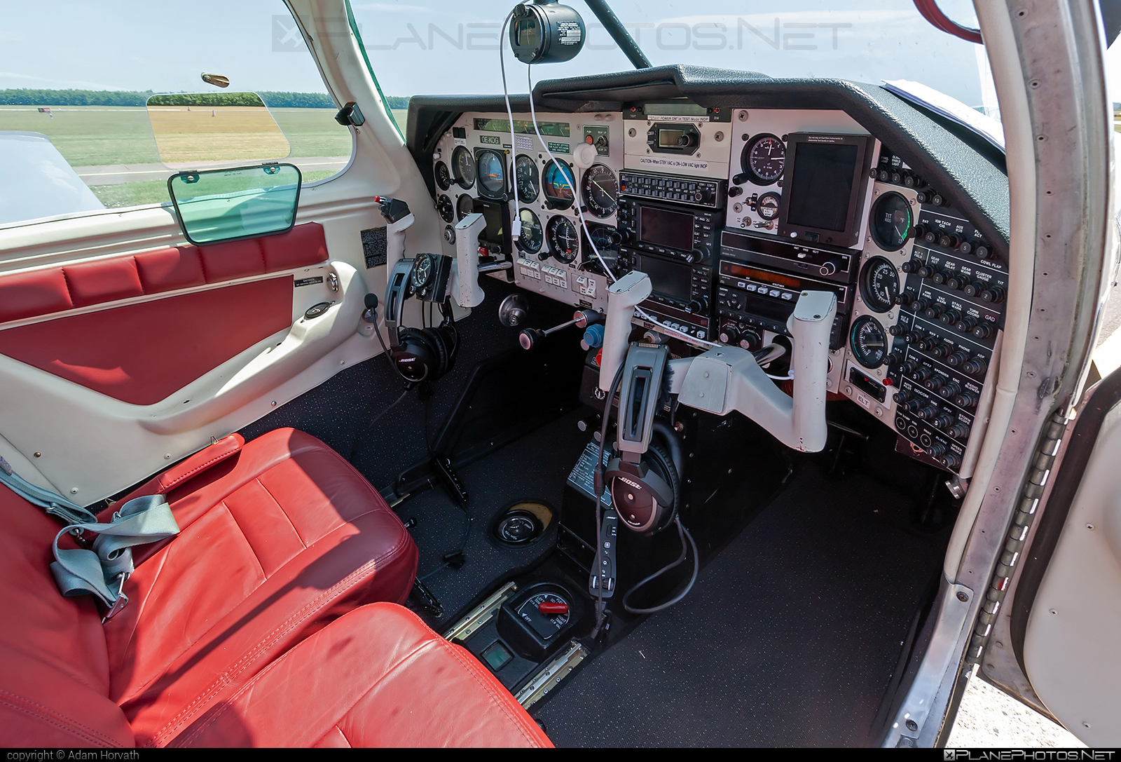 Mooney M20K 252 TSE - OE-KOG operated by Private operator #mooney