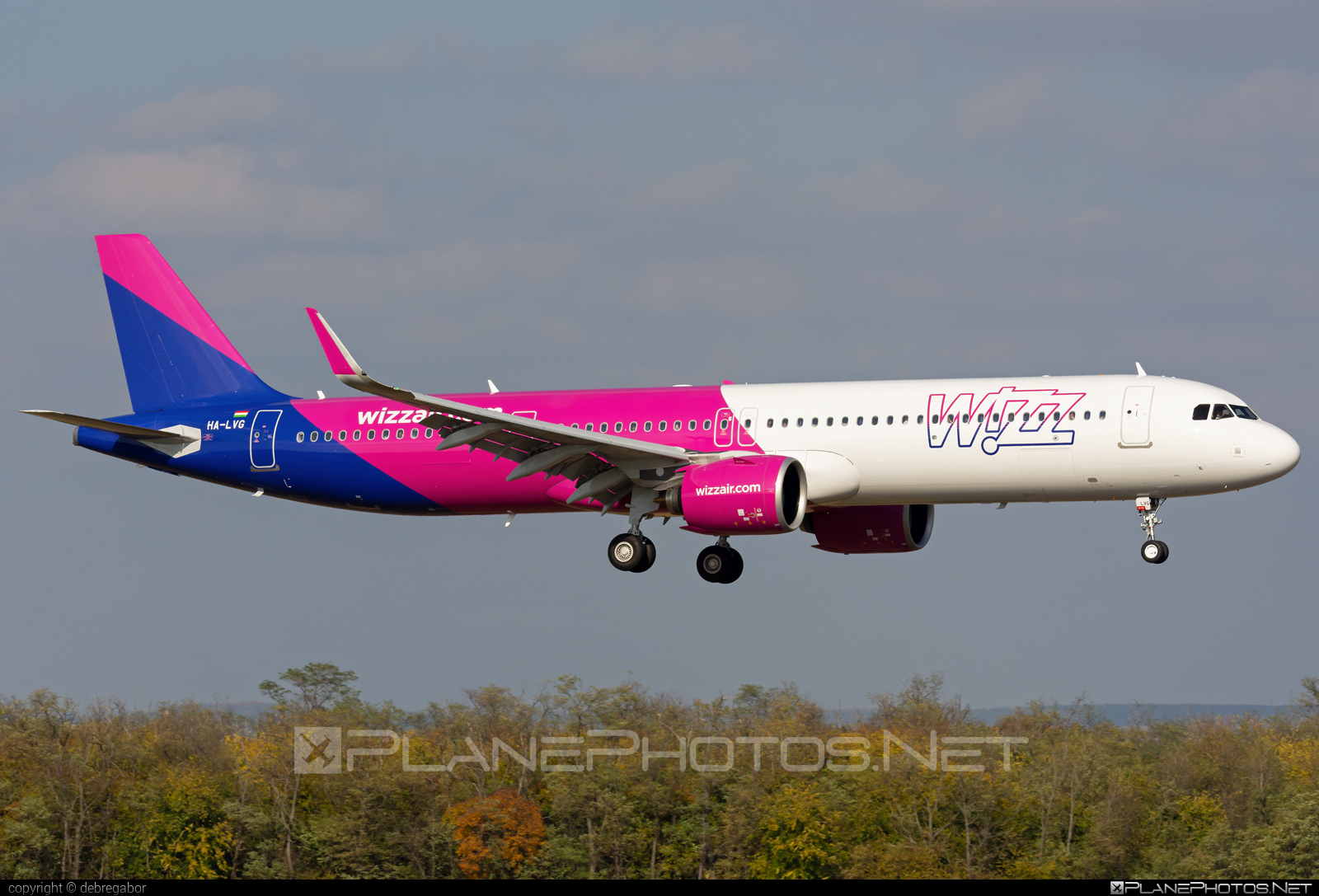 Airbus A320-271N - HA-LVG operated by Wizz Air #a320 #a320family #a320neo #airbus #airbus320 #wizz #wizzair