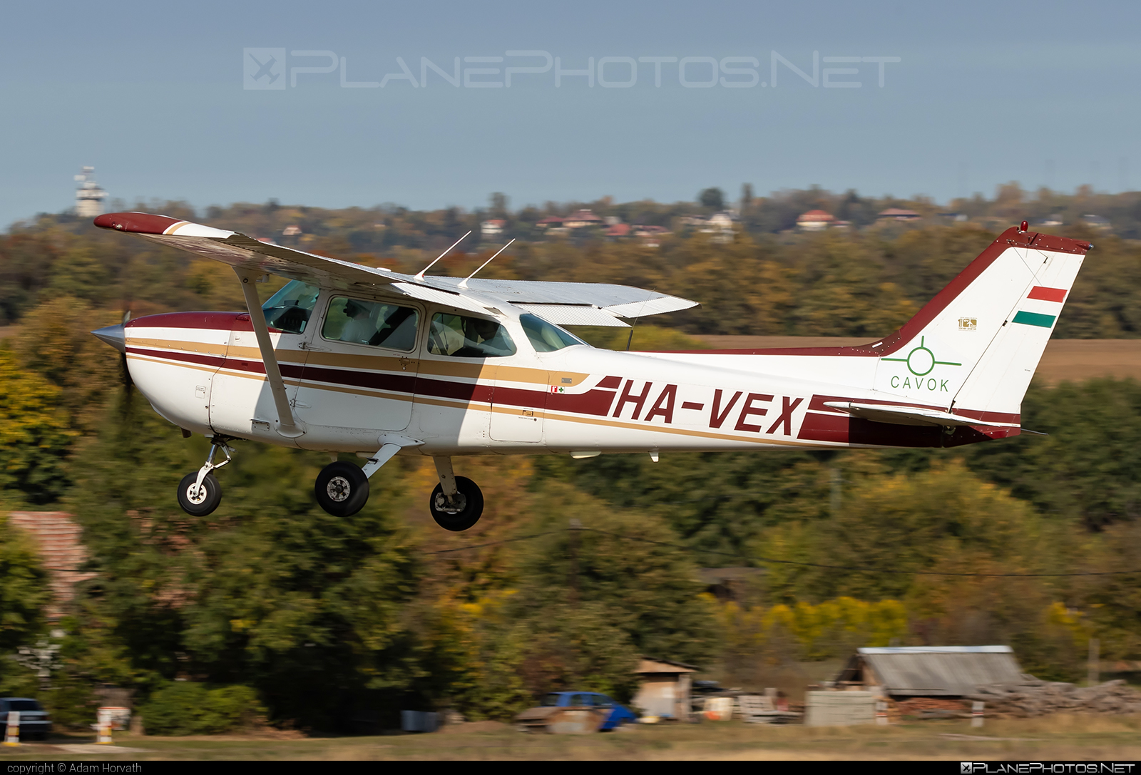 Cessna 172N Skyhawk II - HA-VEX operated by Private operator #cessna #cessna172 #cessna172n #cessna172nskyhawk #cessna172skyhawk #cessnaskyhawk