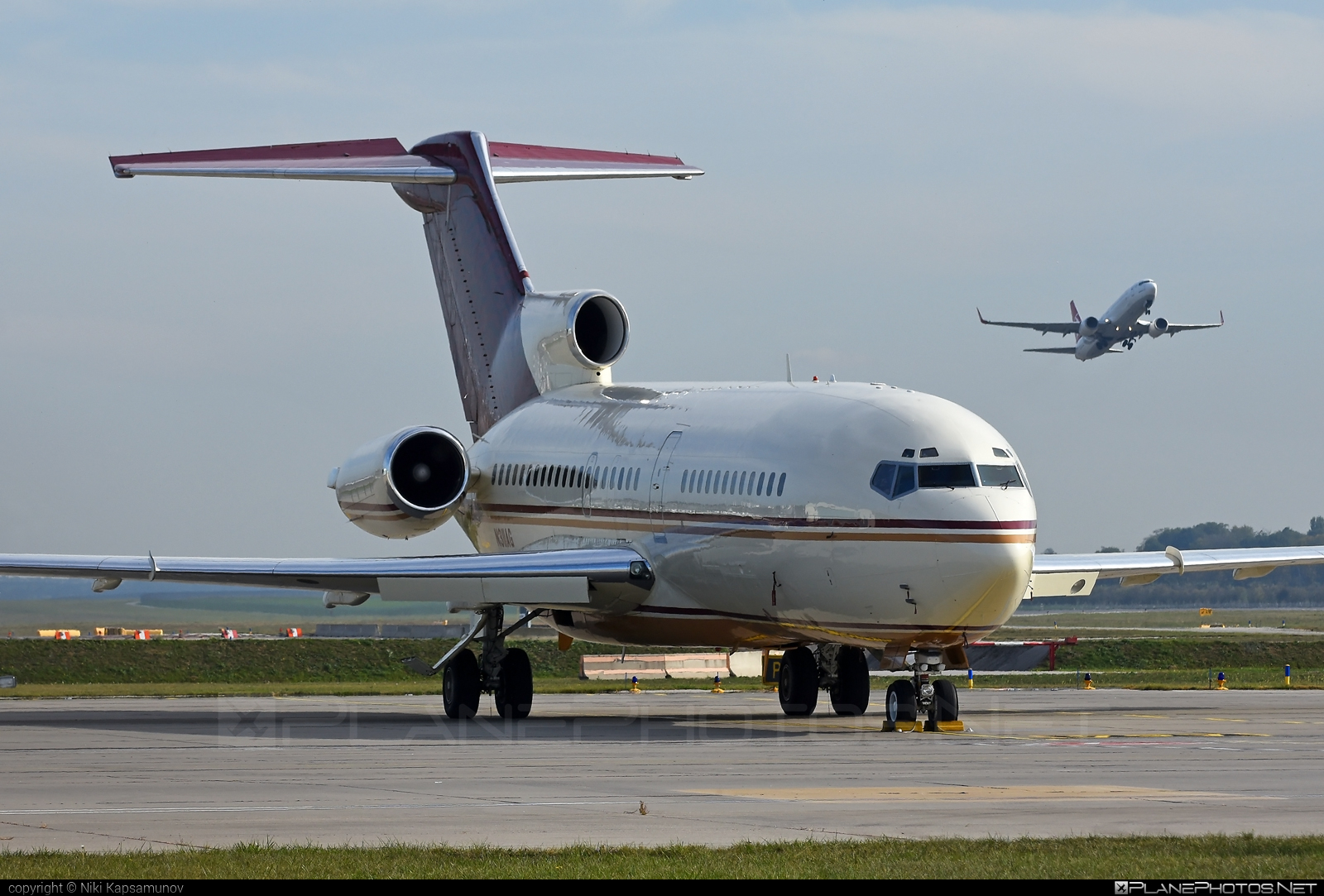 Boeing 727-100 Super 27 - N311AG operated by Private operator #b727 #boeing #boeing727