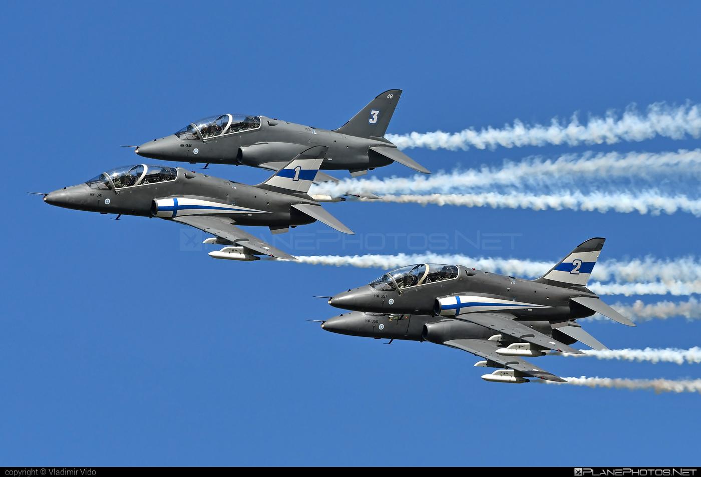 British Aerospace Hawk 51A - HW-357 operated by Ilmavoimat (Finnish Air Force) #baehawk #baehawk51 #baehawk51a #britishaerospace #britishaerospacehawk #britishaerospacehawk51 #britishaerospacehawk51a #finnishairforce #hawk51a #ilmavoimat #midnighthawks #natodays2019
