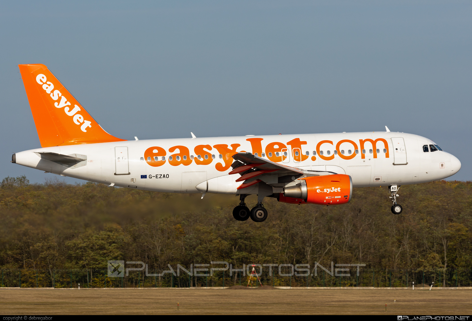 Airbus A319-111 - G-EZAO operated by easyJet #a319 #a320family #airbus #airbus319 #easyjet