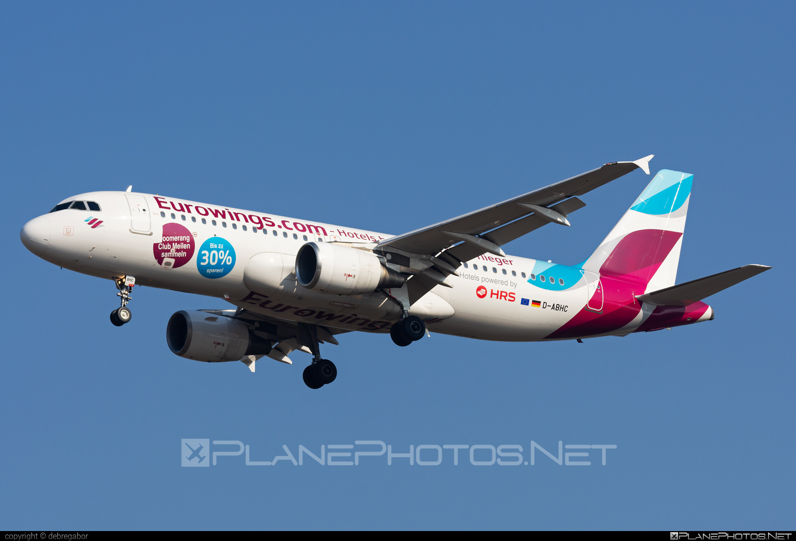 Airbus A320-214 - D-ABHC operated by Eurowings #a320 #a320family #airbus #airbus320 #eurowings