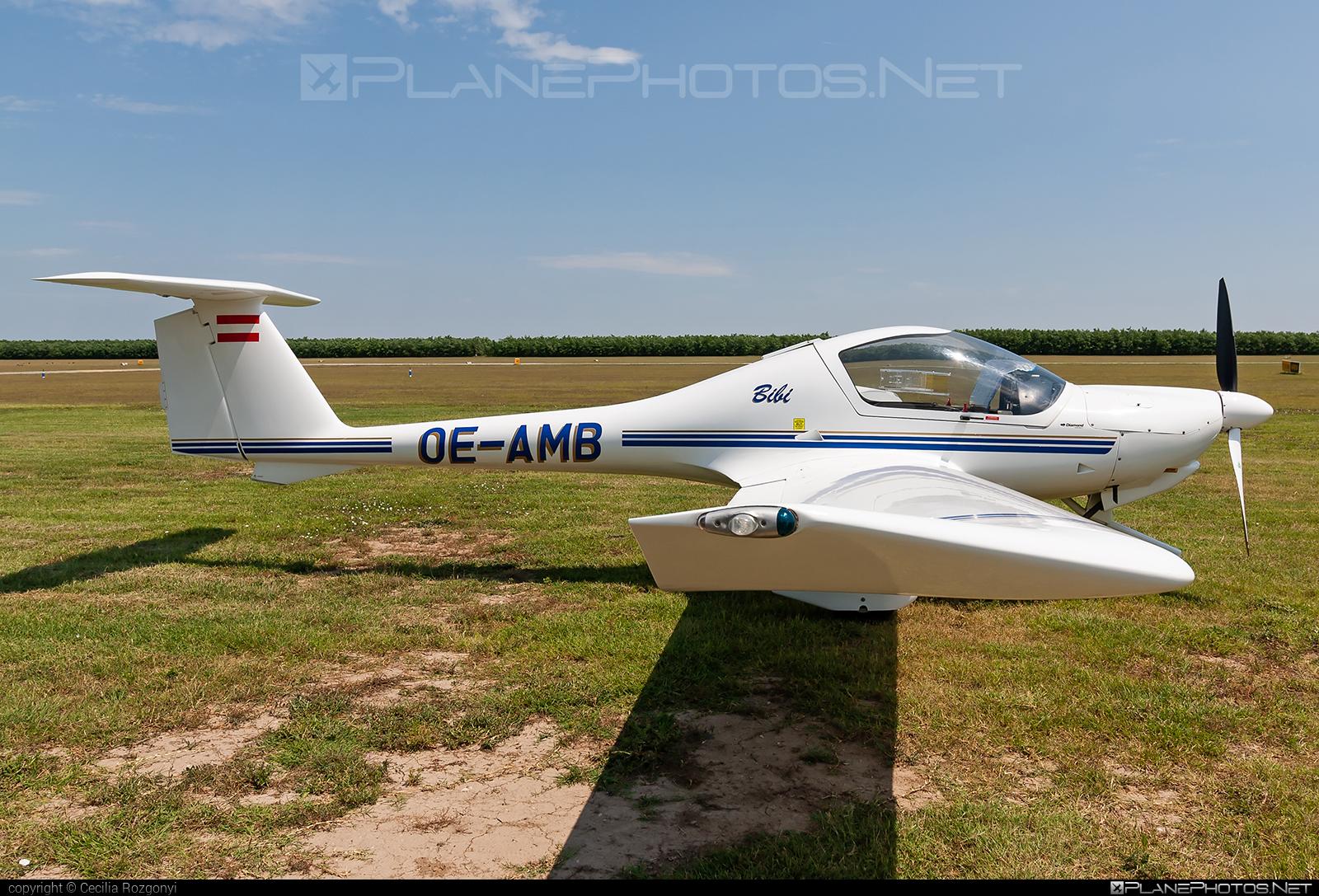 Diamond DA20-A1 Katana - OE-AMB operated by Private operator #da20 #da20a1 #da20a1katana #da20katana #diamond