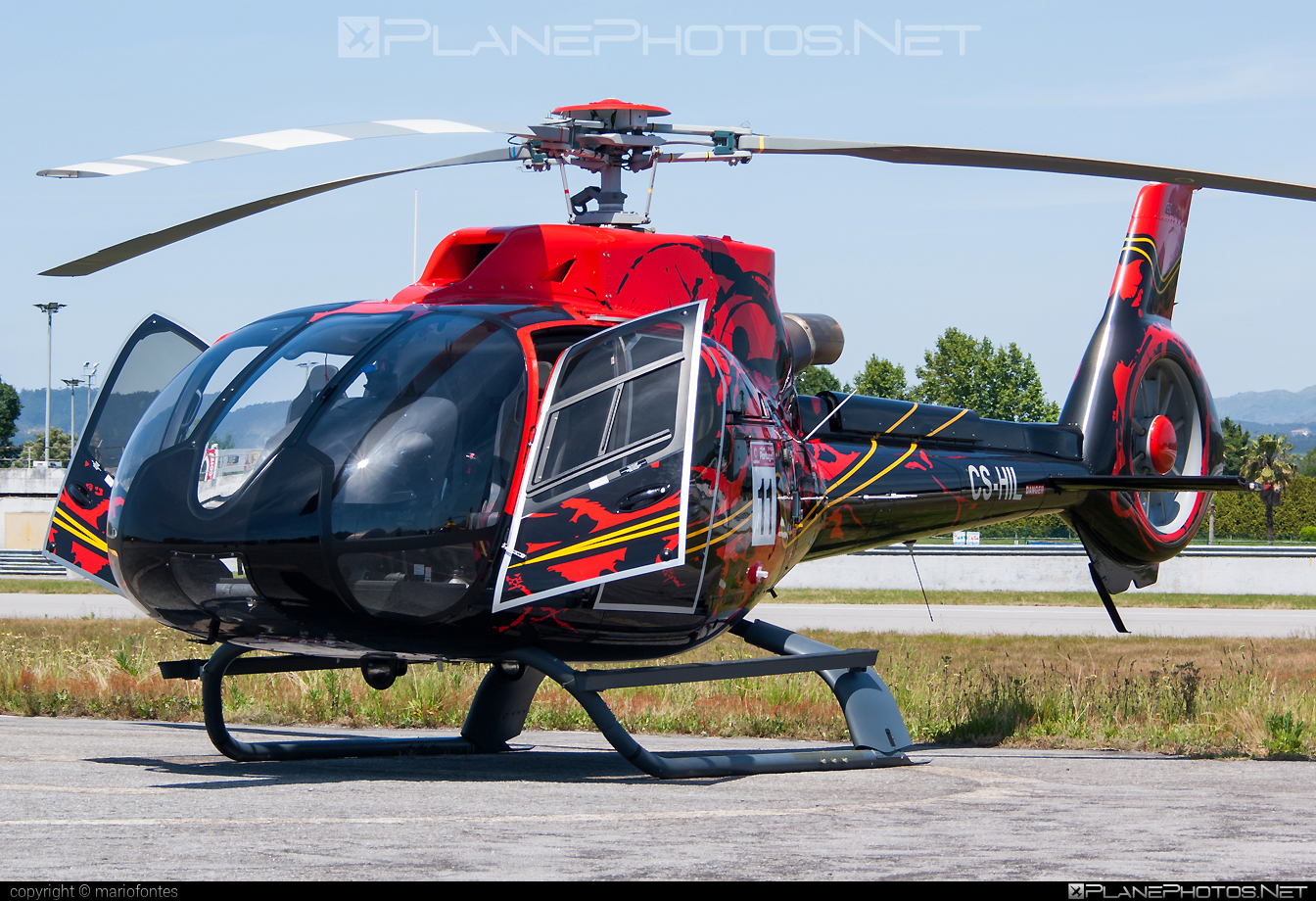 Airbus Helicopters EC130 T2 - CS-HIL operated by Helibravo Aviação #airbushelicopters #helibravoaviacao