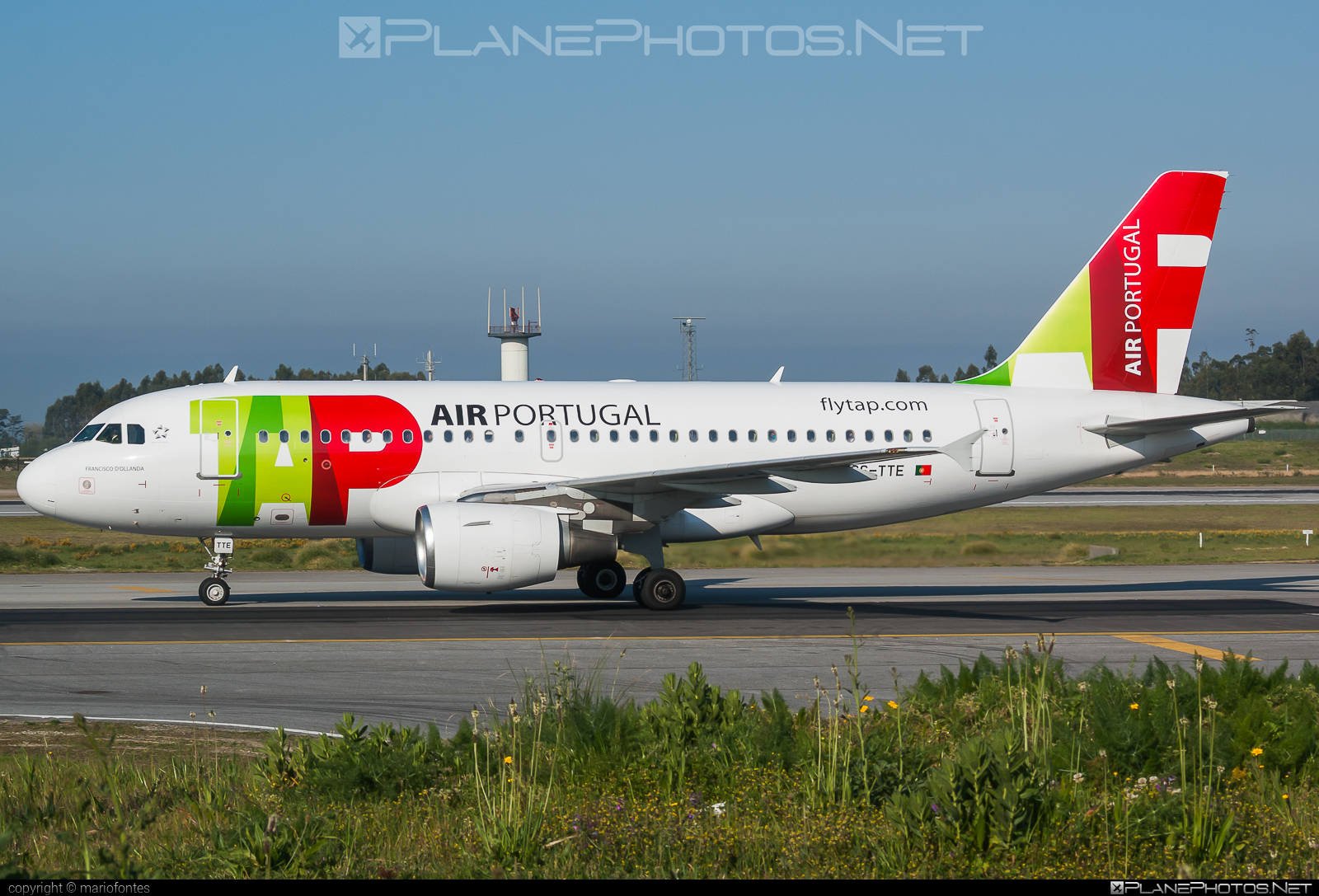 Airbus A319-111 - CS-TTE operated by TAP Portugal #a319 #a320family #airbus #airbus319