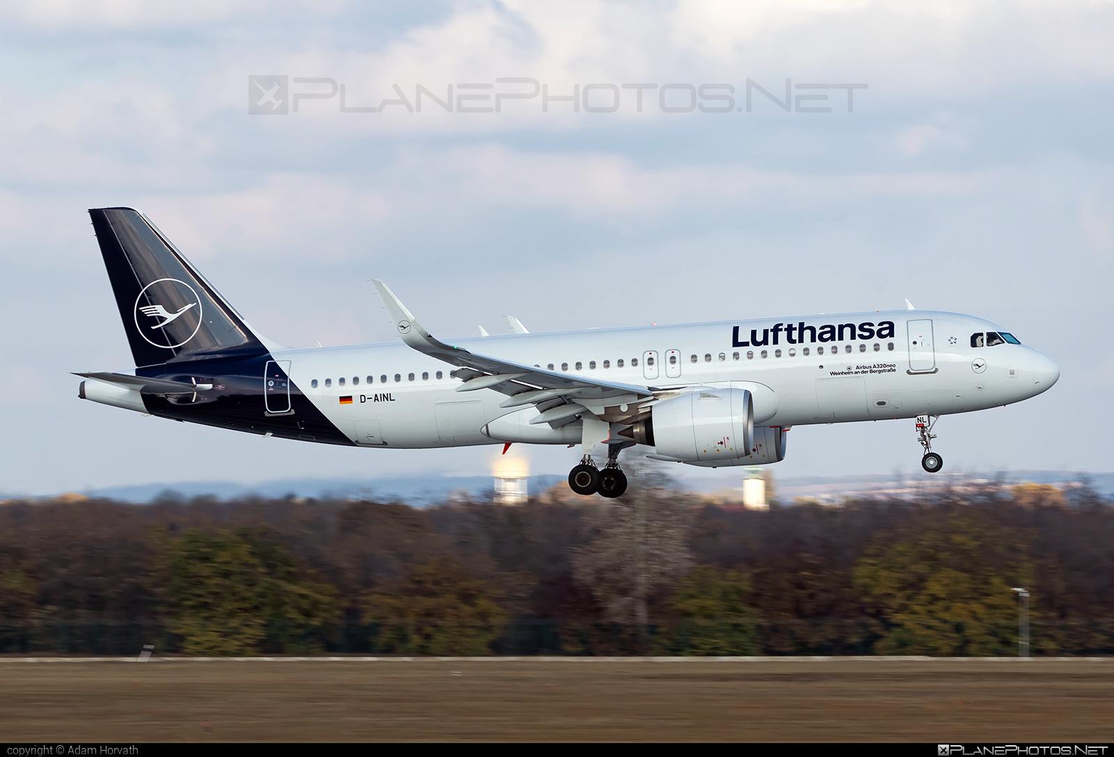 Airbus A320-271N - D-AINL operated by Lufthansa #a320 #a320family #a320neo #airbus #airbus320 #lufthansa