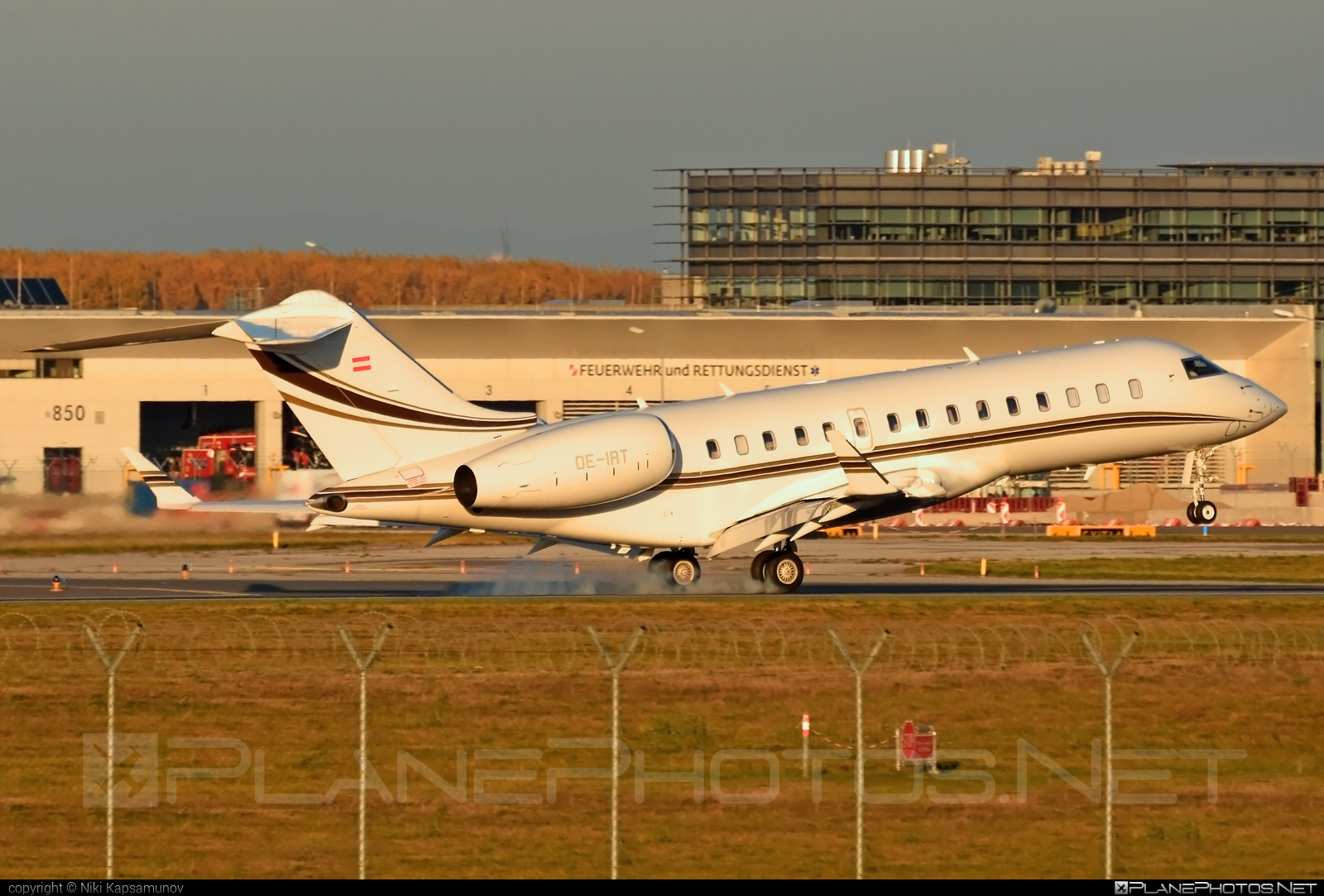 Bombardier BD-700-1A10 Global 6000 - OE-IRT operated by ART Aviation Flugbetriebs GmbH #artaviation #artaviationflugbetriebs #bd7001a10 #bombardier #bombardierglobal6000 #global6000